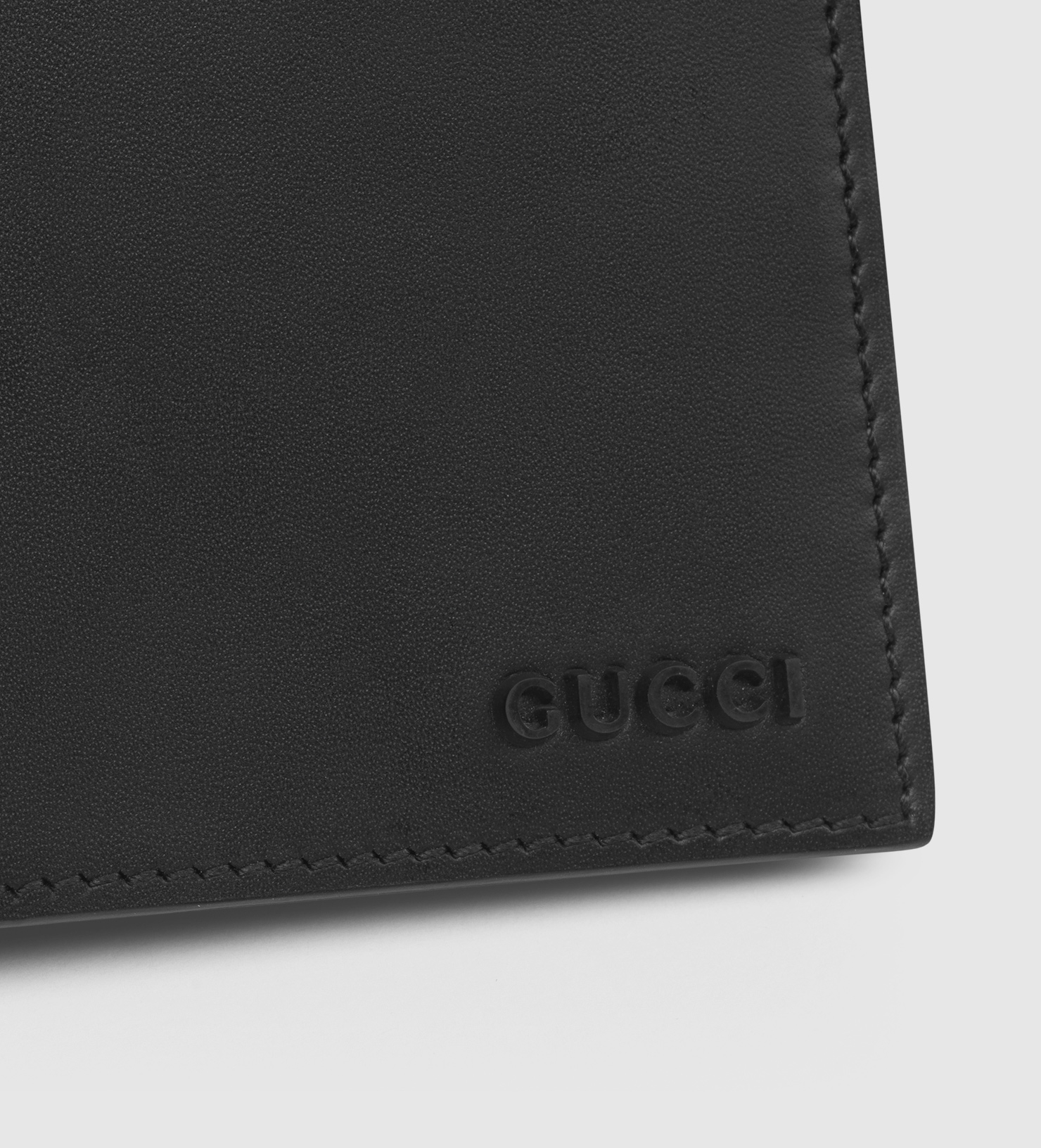 a184b2a3cd6 Gucci Black Leather Wallet - Best Photo Wallet Justiceforkenny.Org