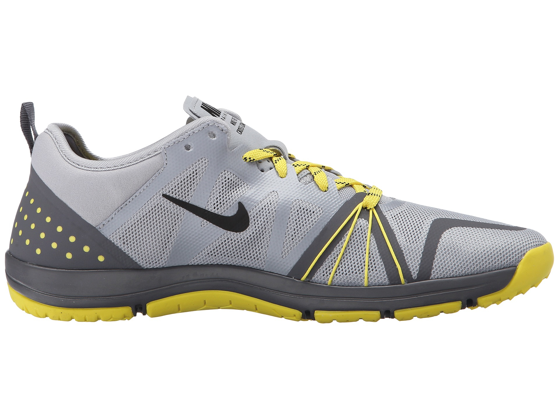 Lyst Nike Free Cross Compete in Yellow