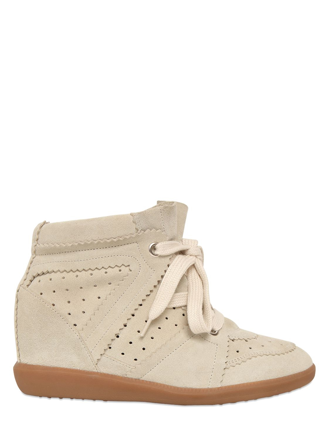 3f0b7e967f48 Gallery. Previously sold at  LUISA VIA ROMA · Women s Wedge Trainers Women s  Isabel Marant Bobby ...