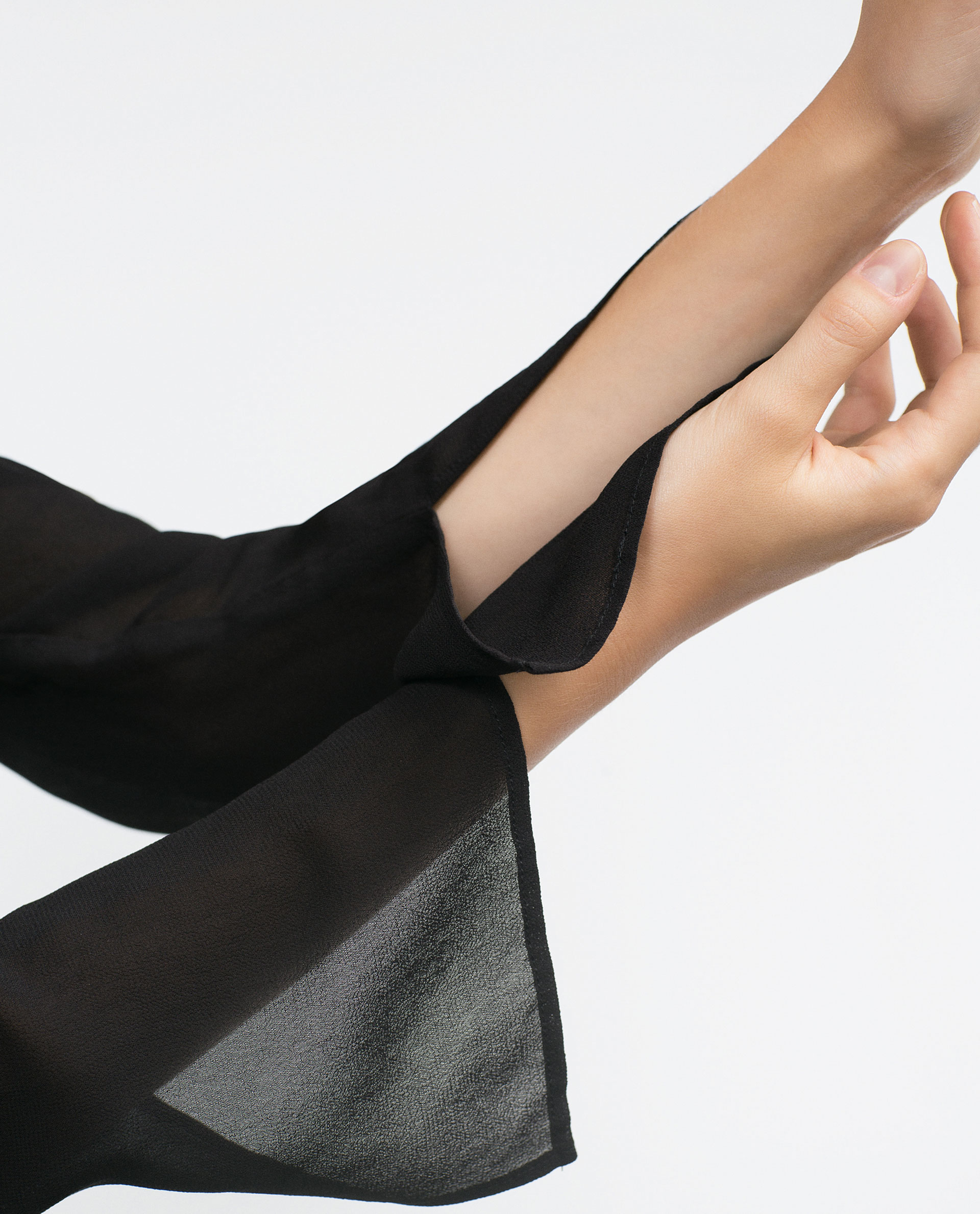 Zara Backless Blouse 25