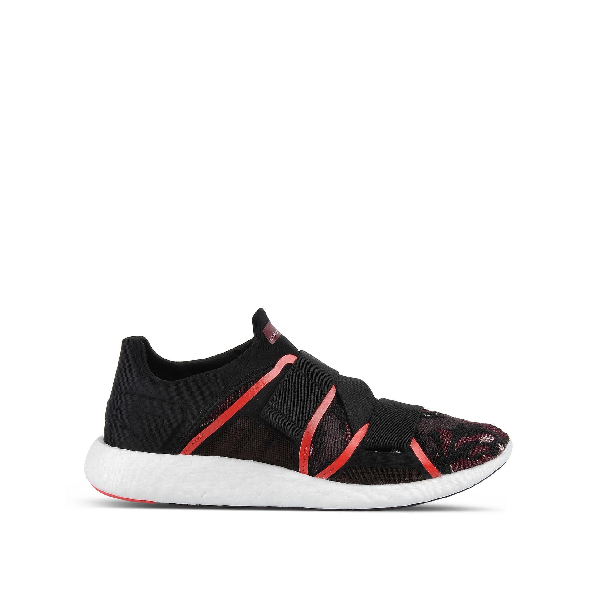 adidas by stella mccartney ararauna dance shoes in black lyst. Black Bedroom Furniture Sets. Home Design Ideas