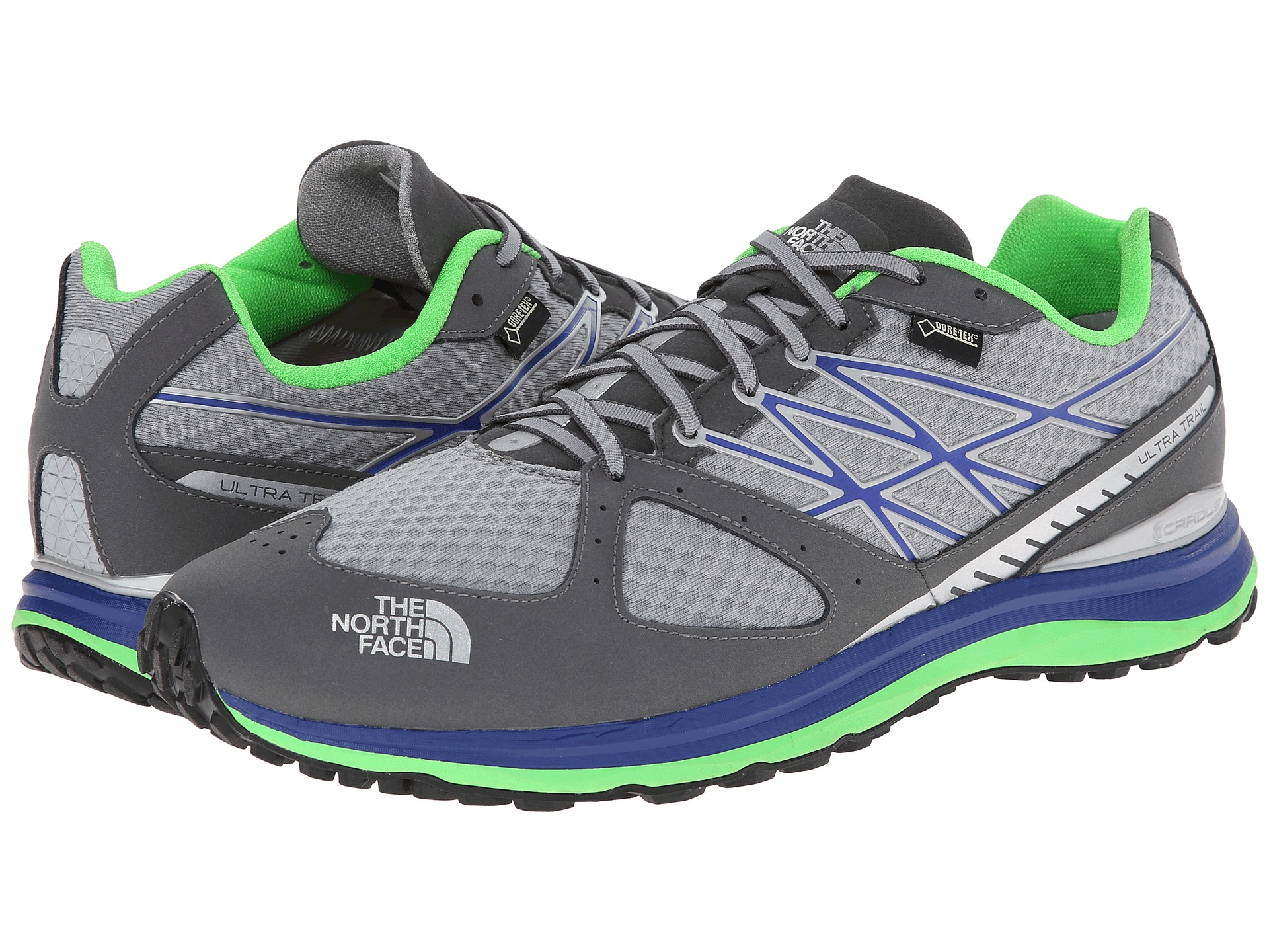 6acfb692f617 Lyst - The North Face Ultra Trail Gtx in Gray