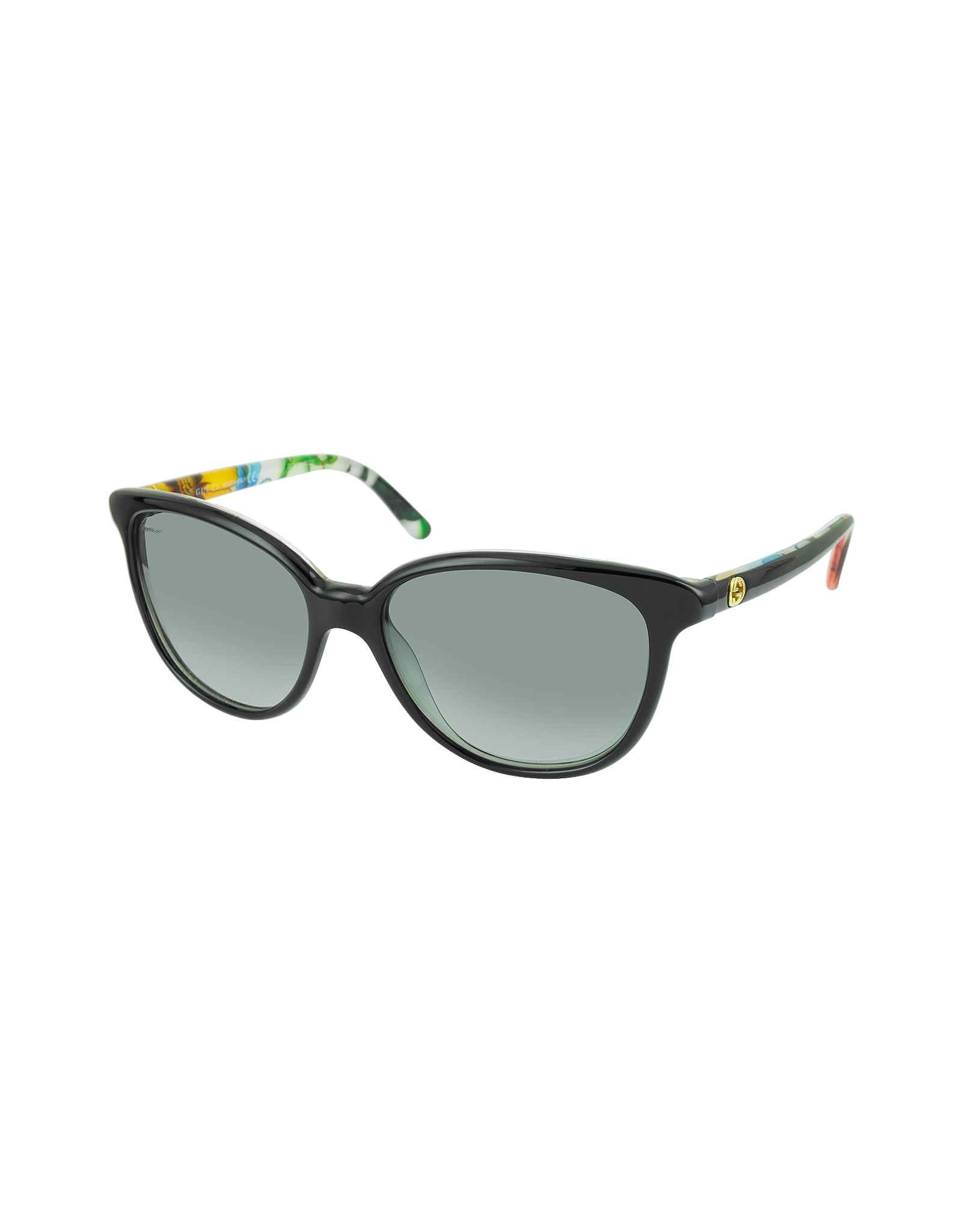 8e82559b6b Gucci Ladies Black Sunglasses