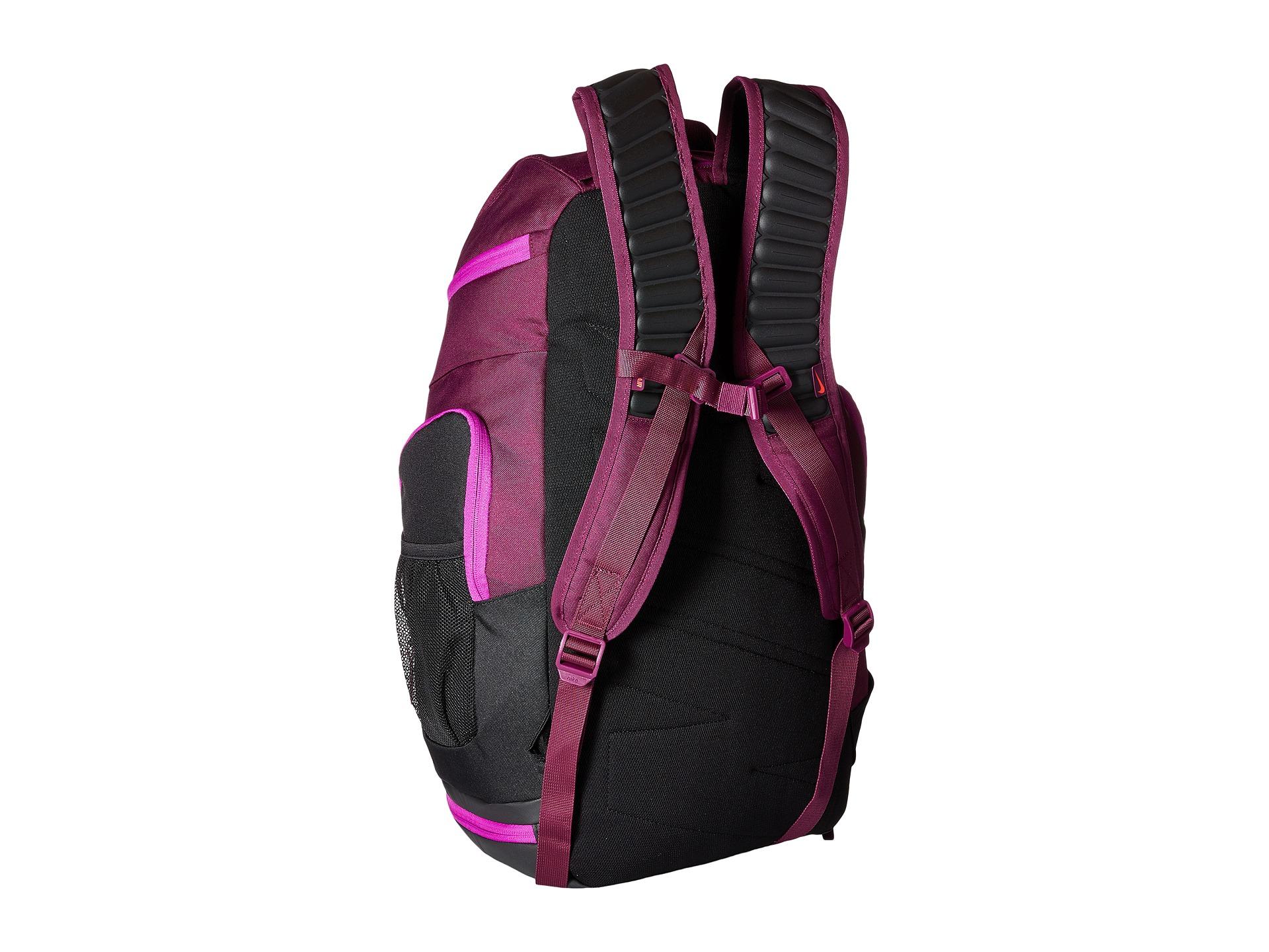 8ba01322f712 Purple Nike Basketball Backpack- Fenix Toulouse Handball