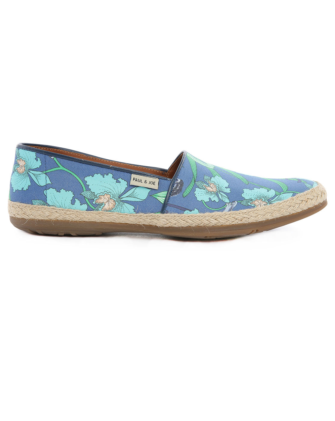 Paul & joe St Espa Leaf Print Espadrille in Blue for Men ...