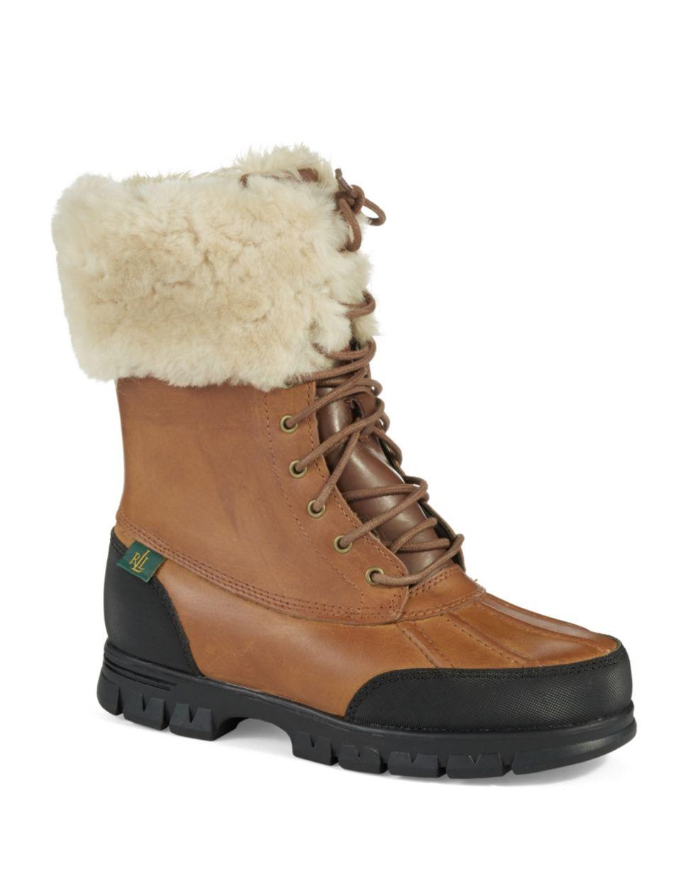 Brilliant Ralph Lauren Boots Ralph Lauren Fall Winter 2011 Women Boot Fashion