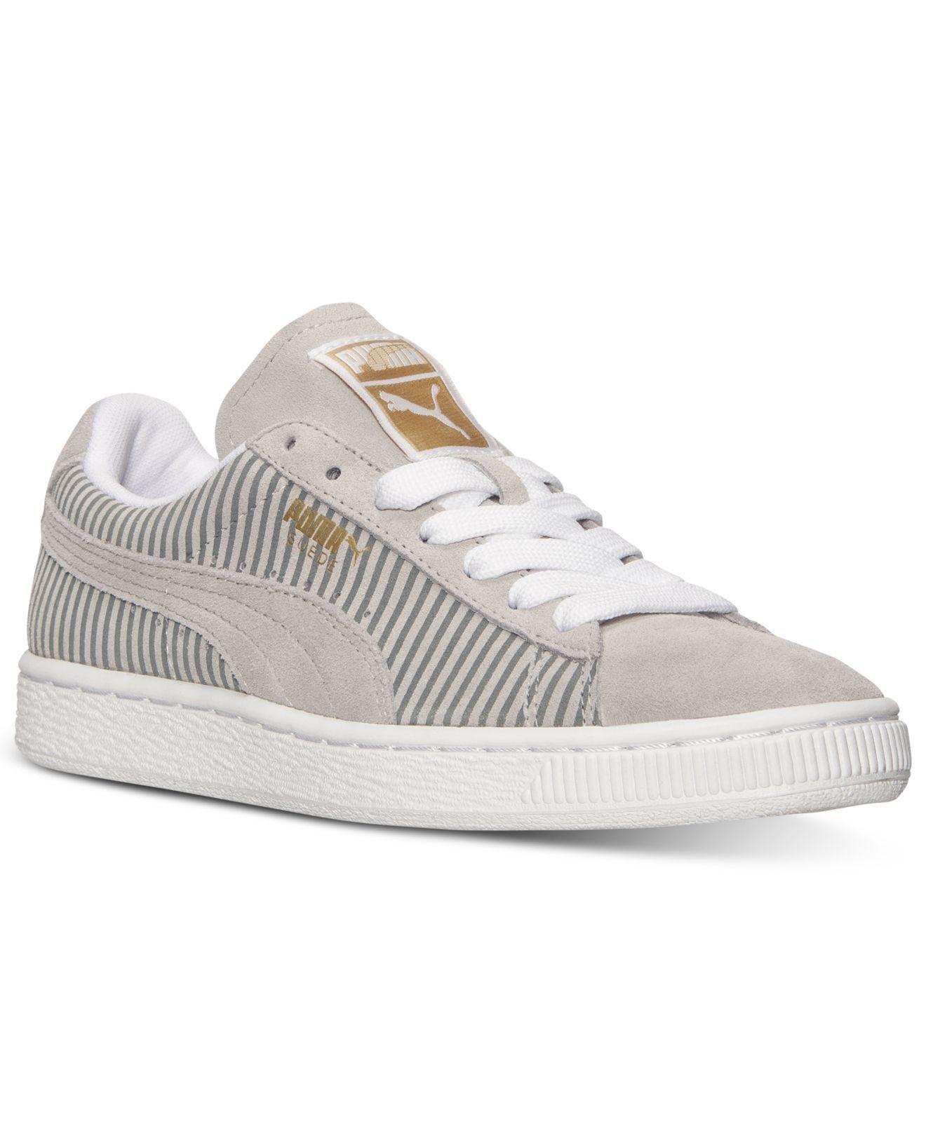 Women's Suede Lo Sneaker