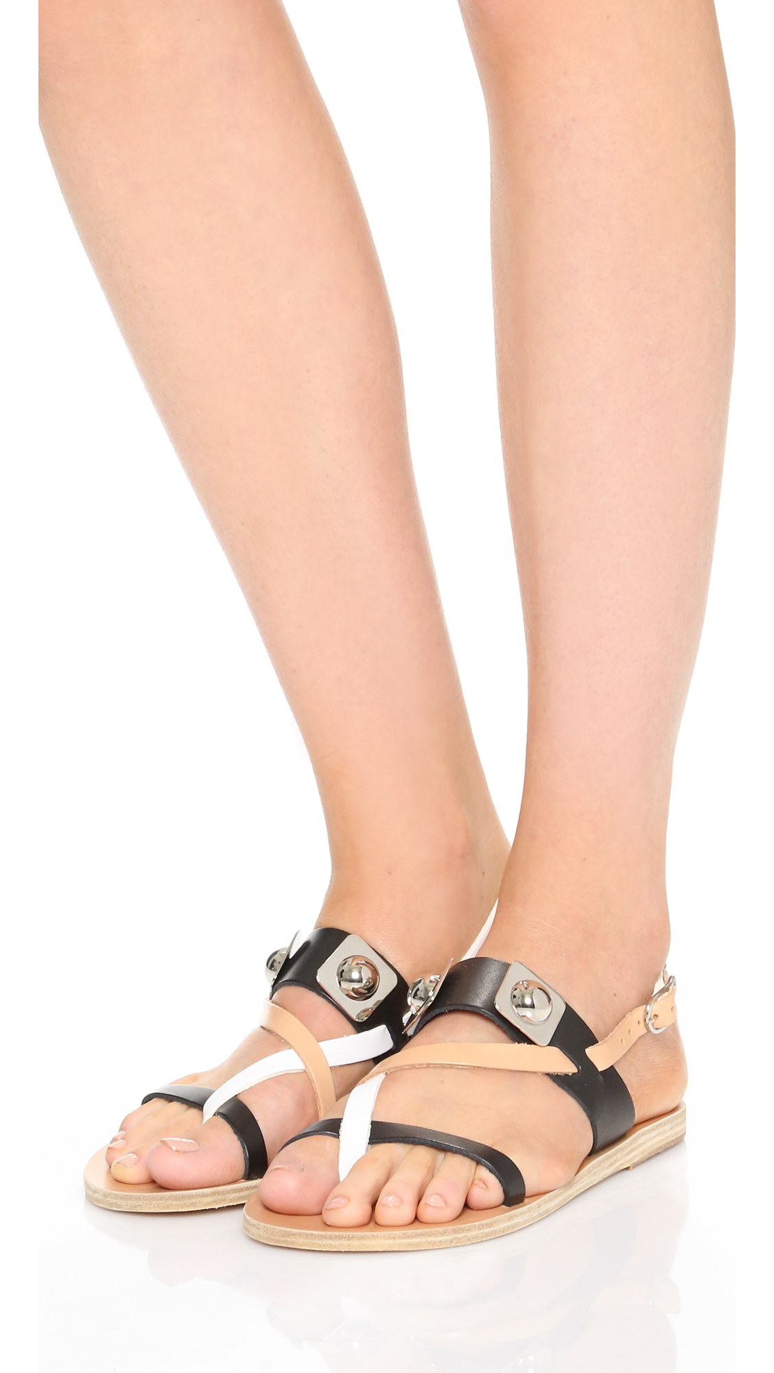 Lyst Ancient Greek Sandals For Peter Pilotto Alethea