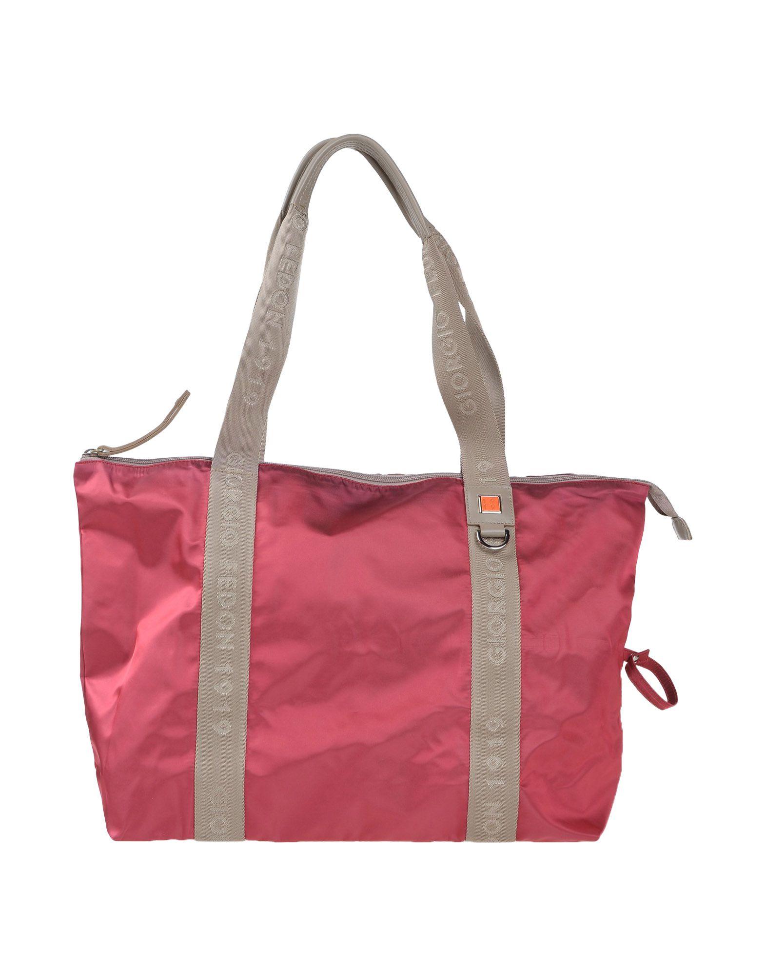 Giorgio fedon Handbag in Pink