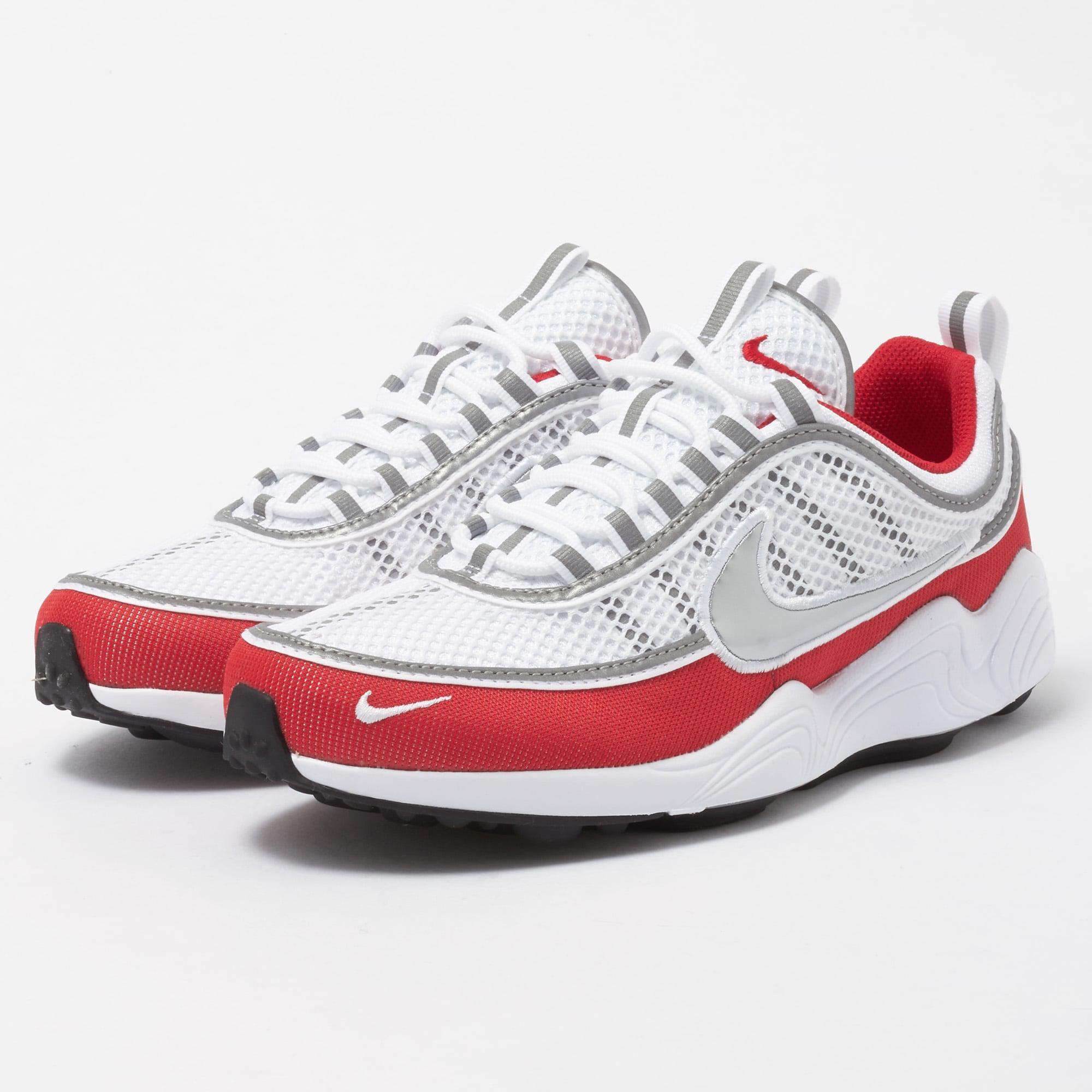 4a7065b77d04e Lyst - Nike Air Zoom Spiridon 16 - White   Red