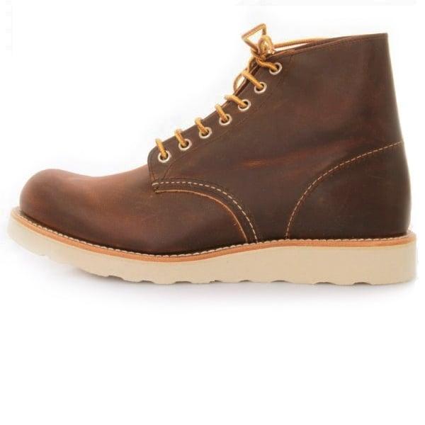 River Island Copper Shoes