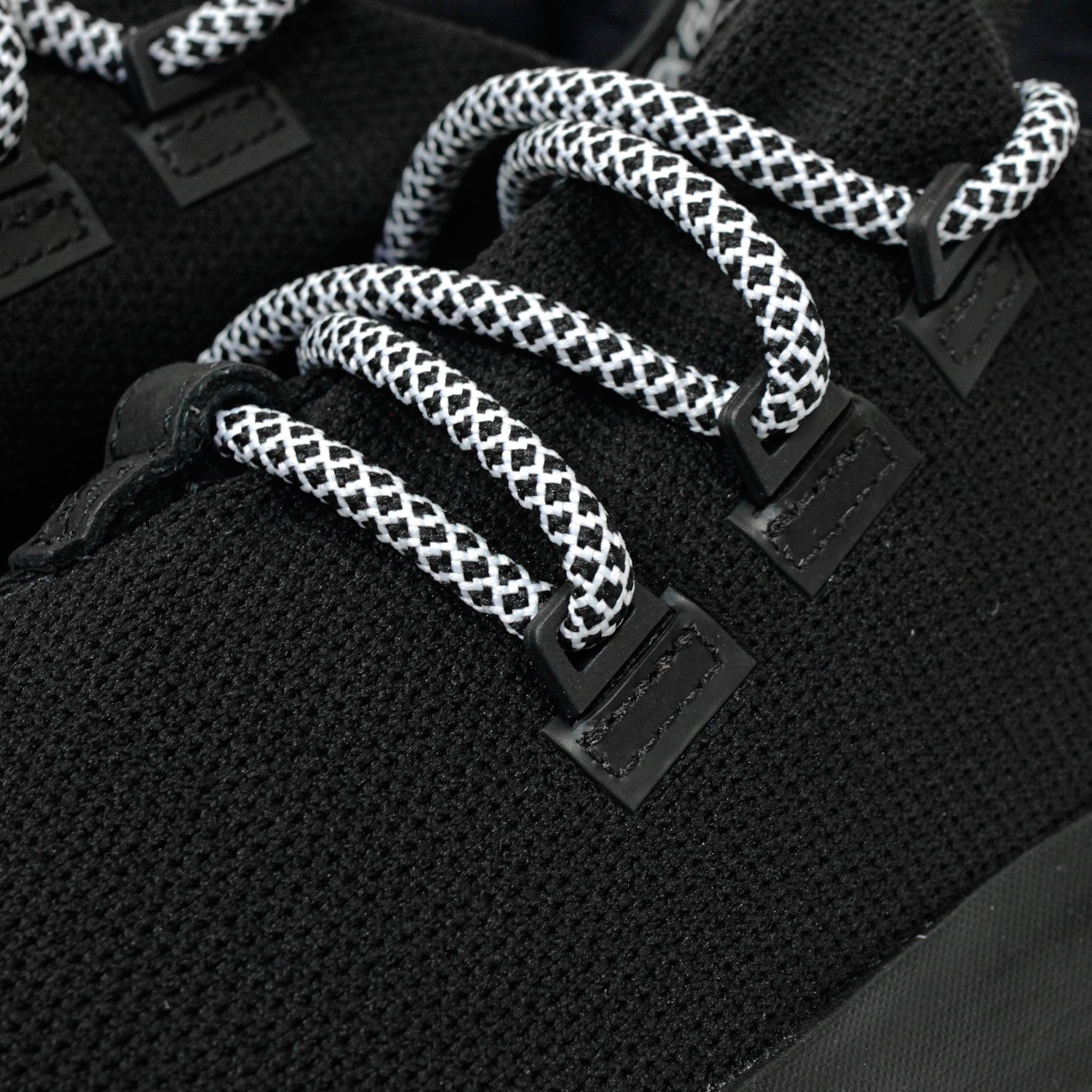 adidas originals zx flux adv trainers in black b49404
