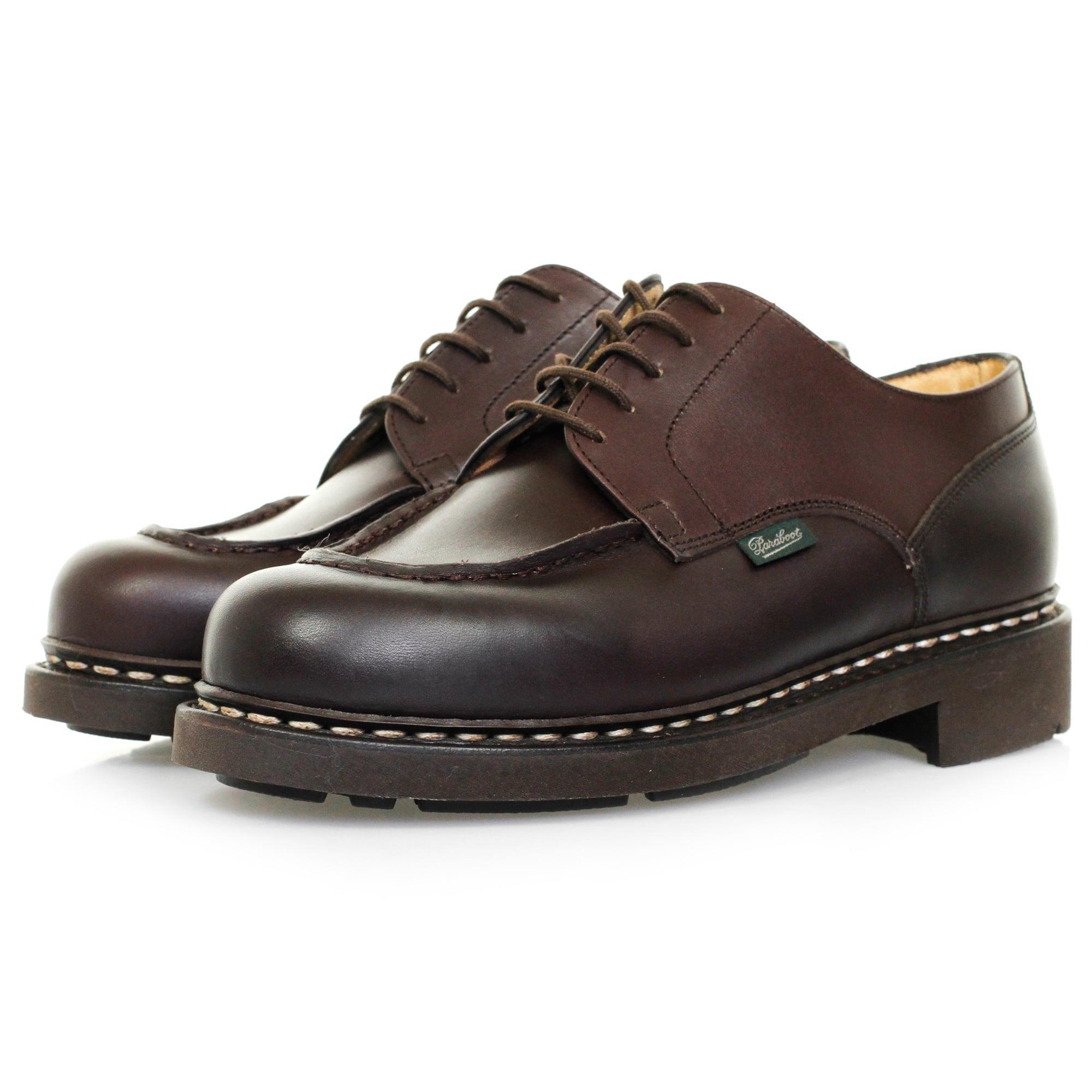Paraboot Chambord Cafe Shoe for Men