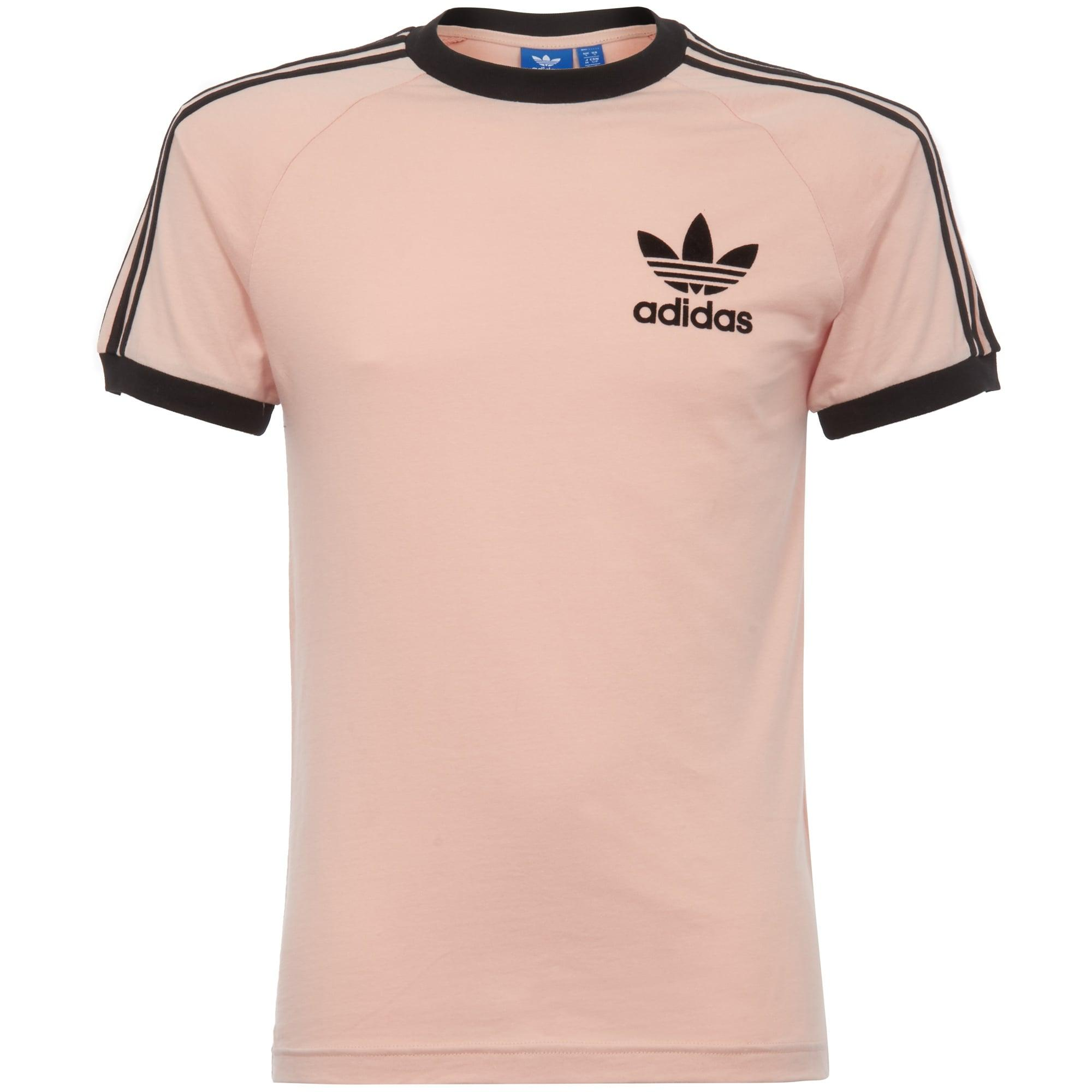 lyst adidas originals california t shirt in pink for men. Black Bedroom Furniture Sets. Home Design Ideas