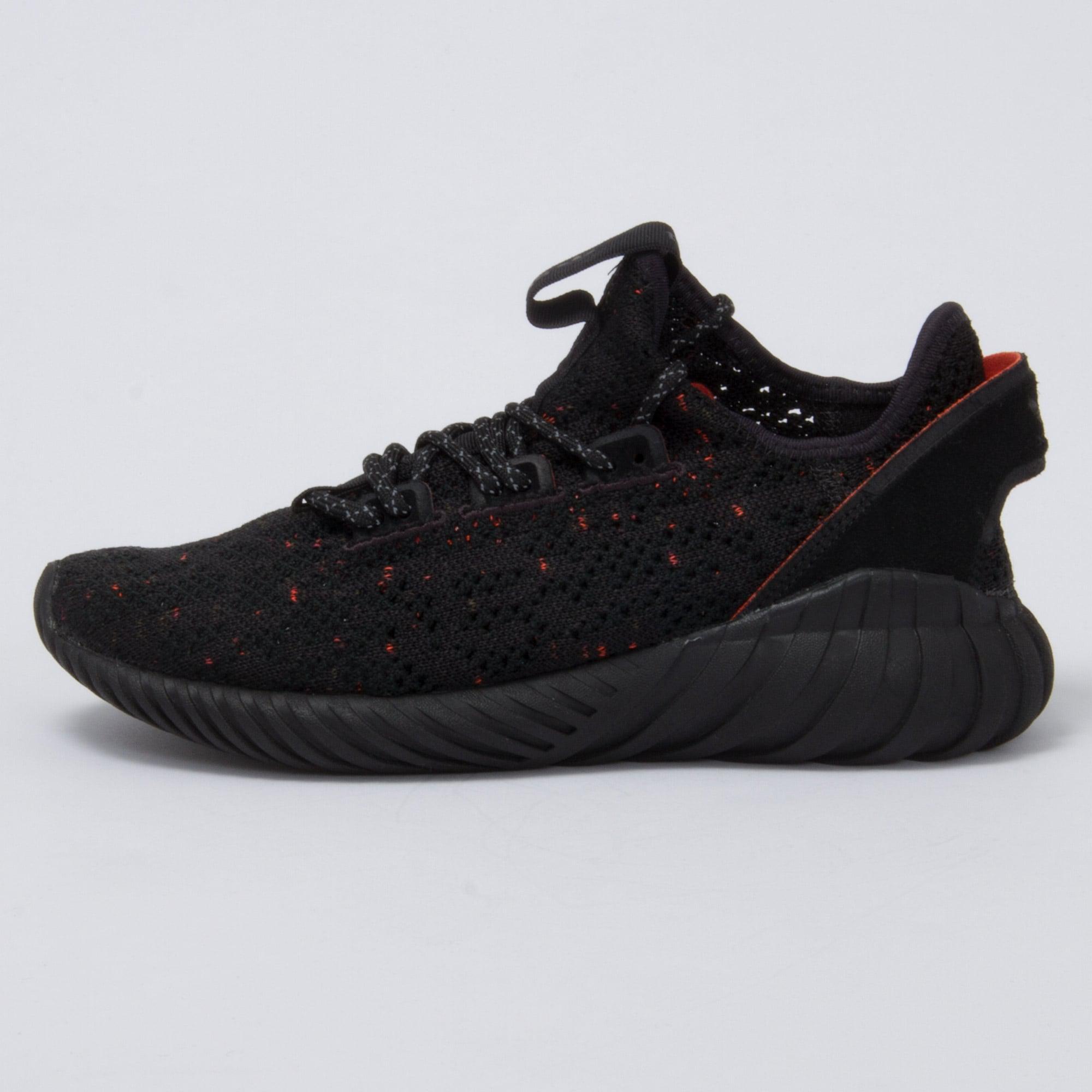 b92d06990735 Lyst - adidas Originals Tubular Doom Sock Primeknit in Black for Men
