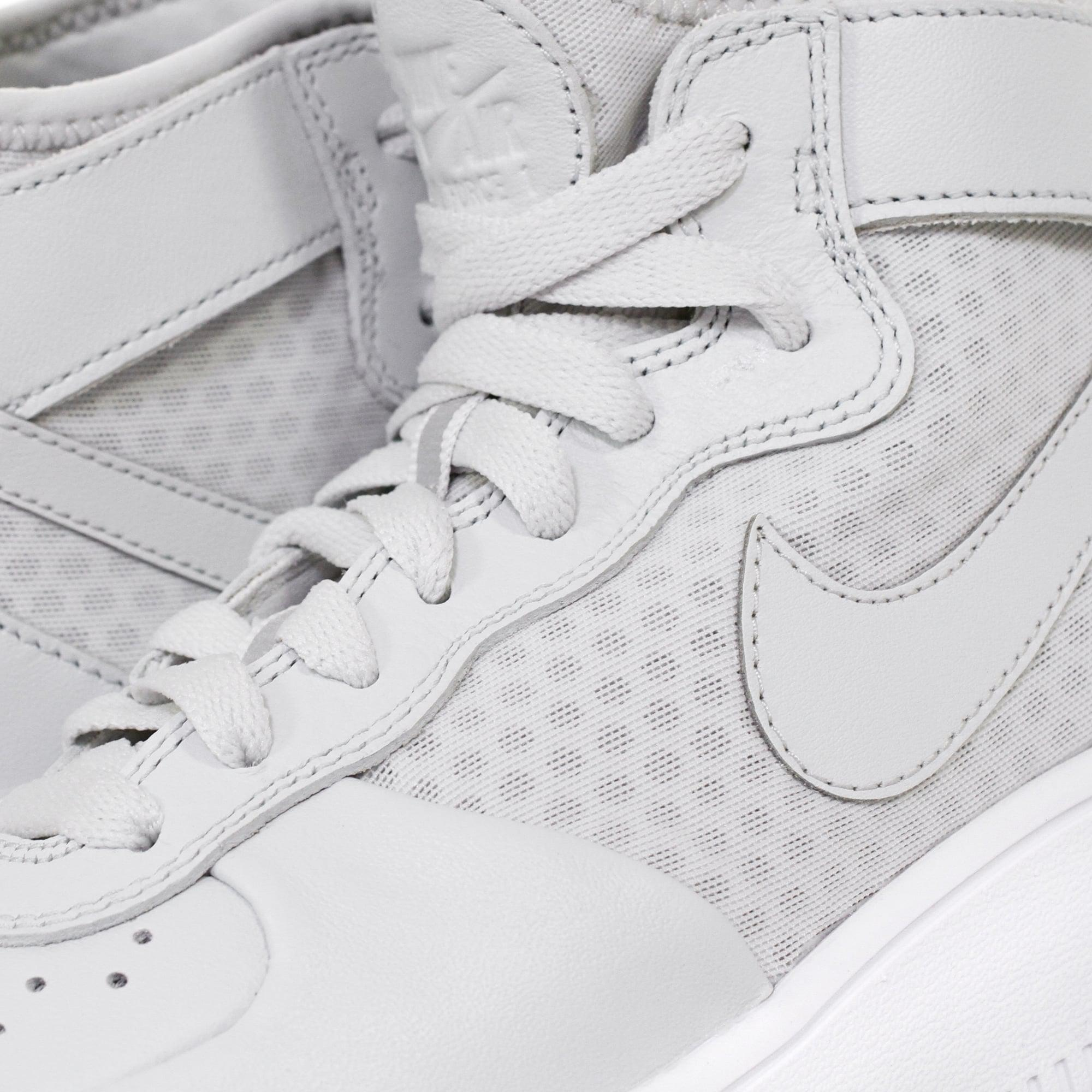 Lyst - Nike Air Force 1 Ultraforce Mid Platine Shoe 864014 in White ... bf73597d0