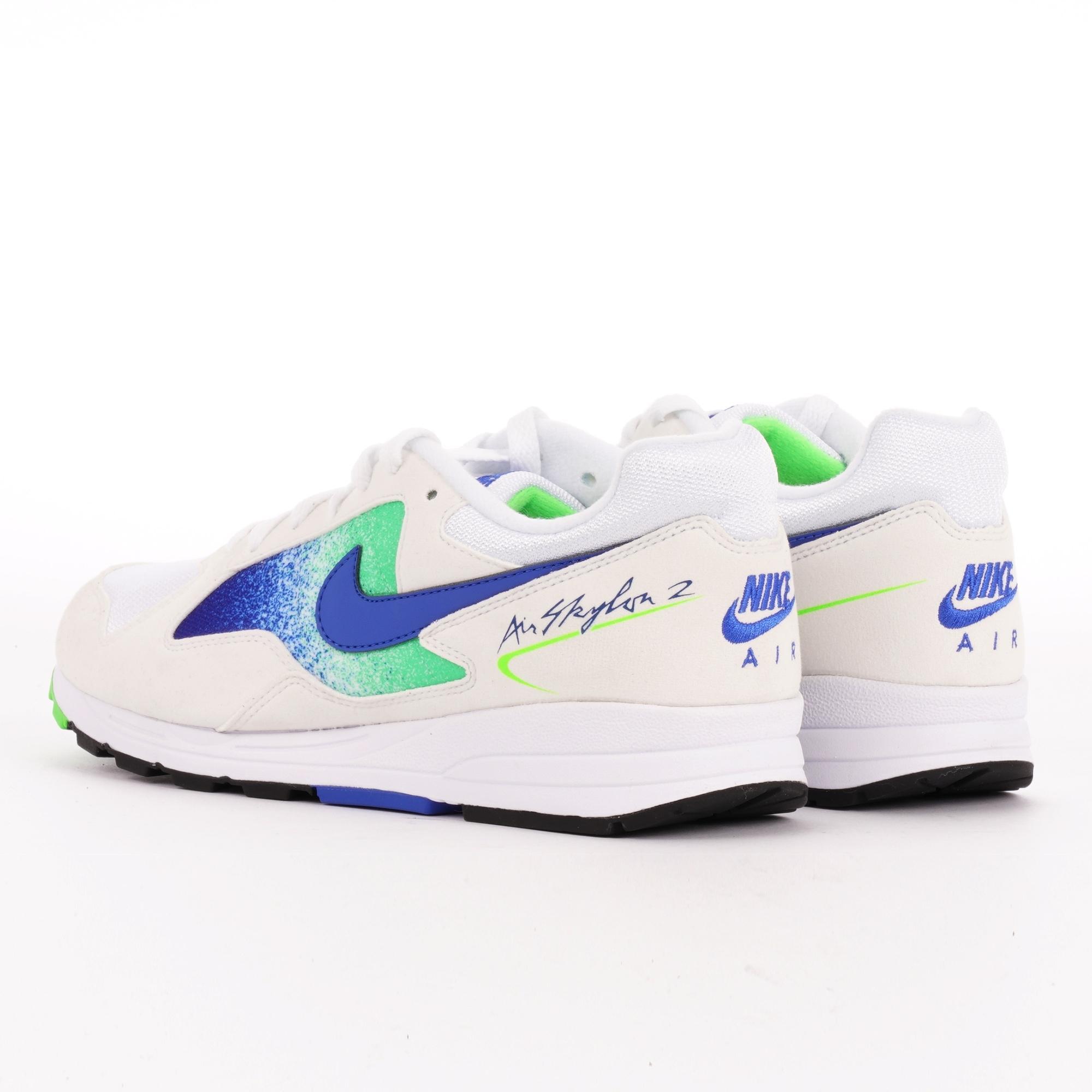 super popular fc3ff bf9fc Nike - Blue Air Skylon Ii for Men - Lyst. View fullscreen
