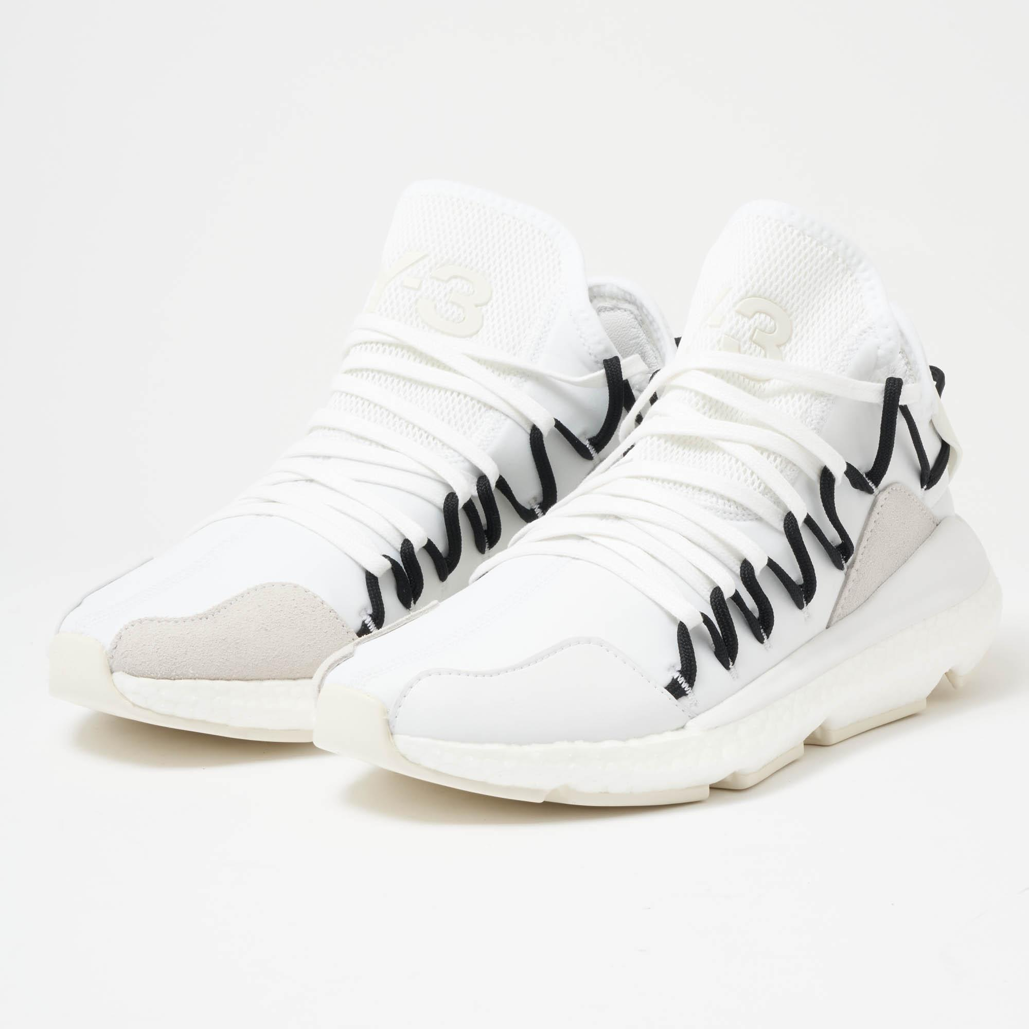 hot sale online b8b6e 9a203 Y-3. Men s White Y-3 Kusari