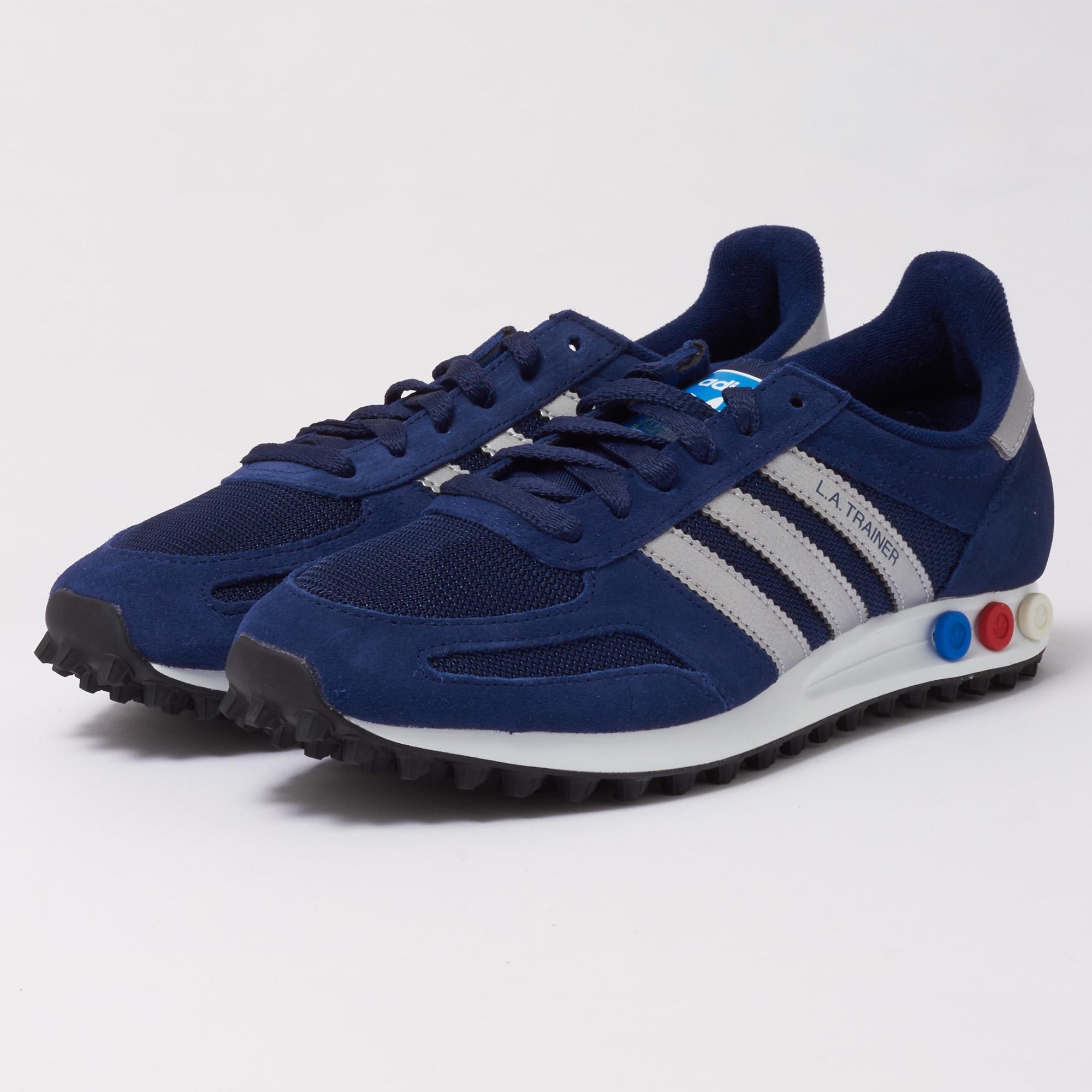 Lyst adidas originali la trainer in blu