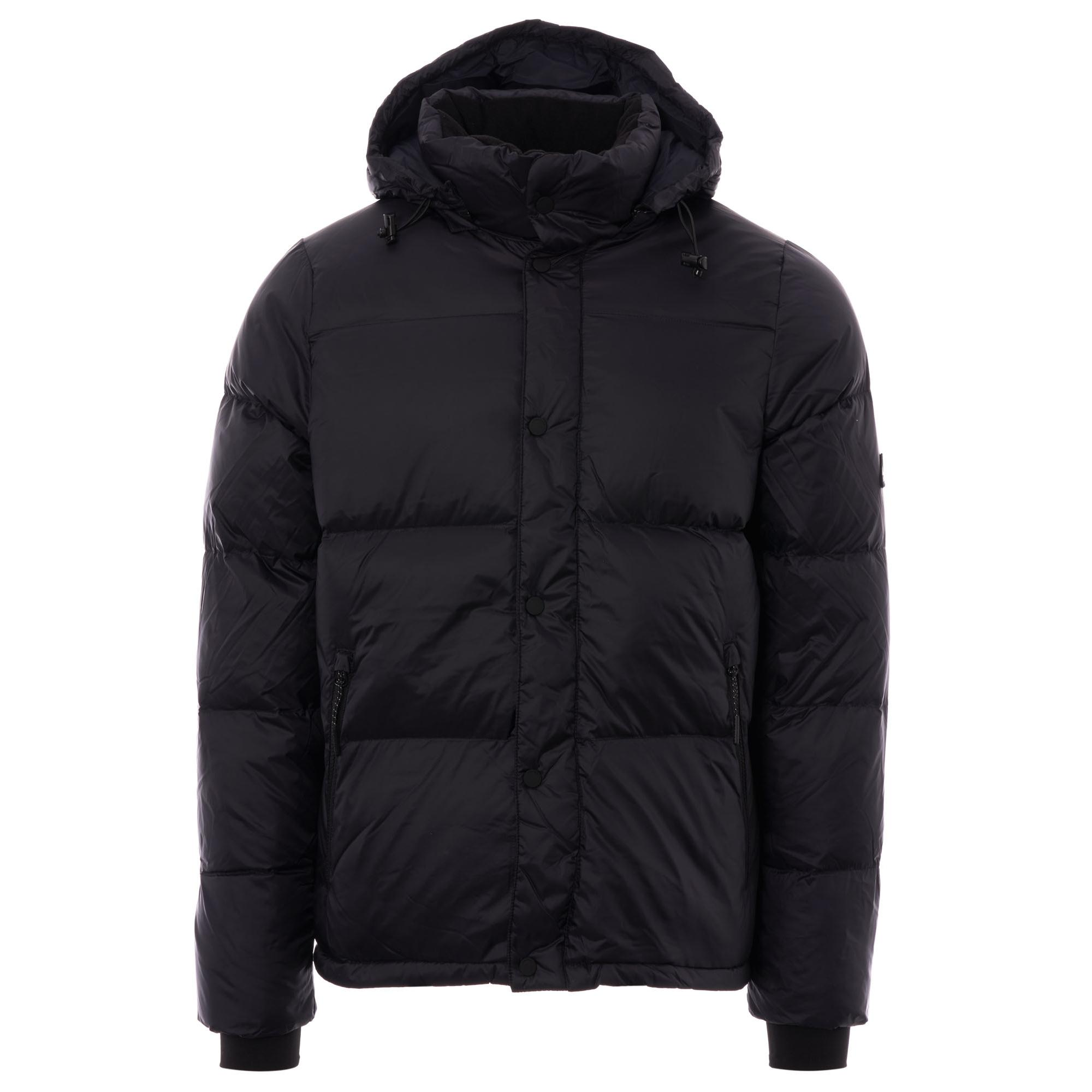 1aa78add6 Penfield Equinox Down Fill Parka - Black in Black for Men - Lyst