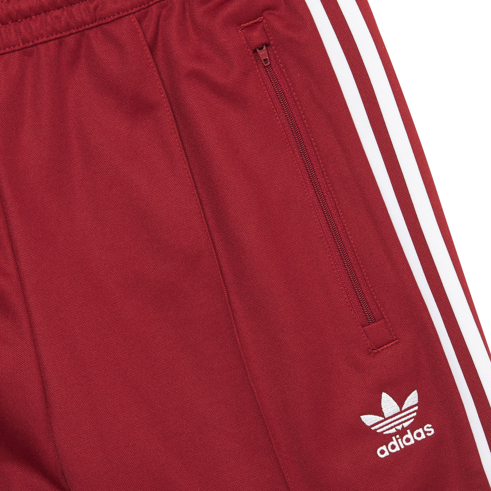 e8301d0f0c6b Lyst - adidas Originals Red Rust Beckenbauer Track Pant in Red for Men