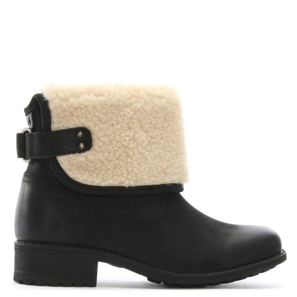 UGG ALDON - Classic ankle boots - black rQLucDK