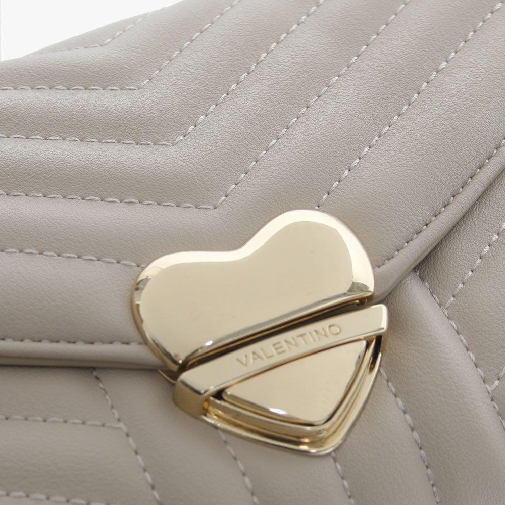 ce1213b91d09 Valentino By Mario Valentino - Natural Small Rapunzel Beige Quilted  Shoulder Bag - Lyst. View fullscreen