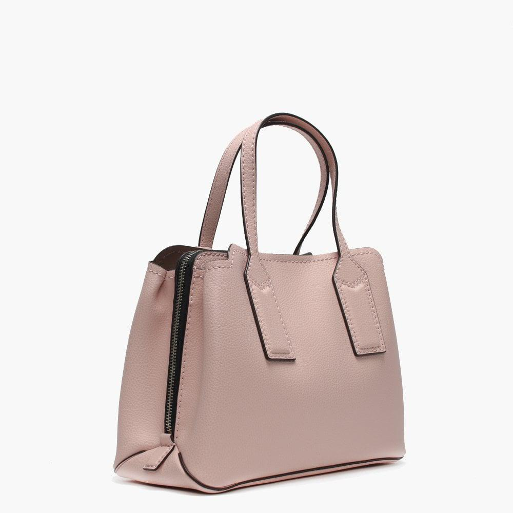 3dd45244663b Marc Jacobs - The Editor 29 Pearl Pink Leather Tote Bag - Lyst. View  fullscreen
