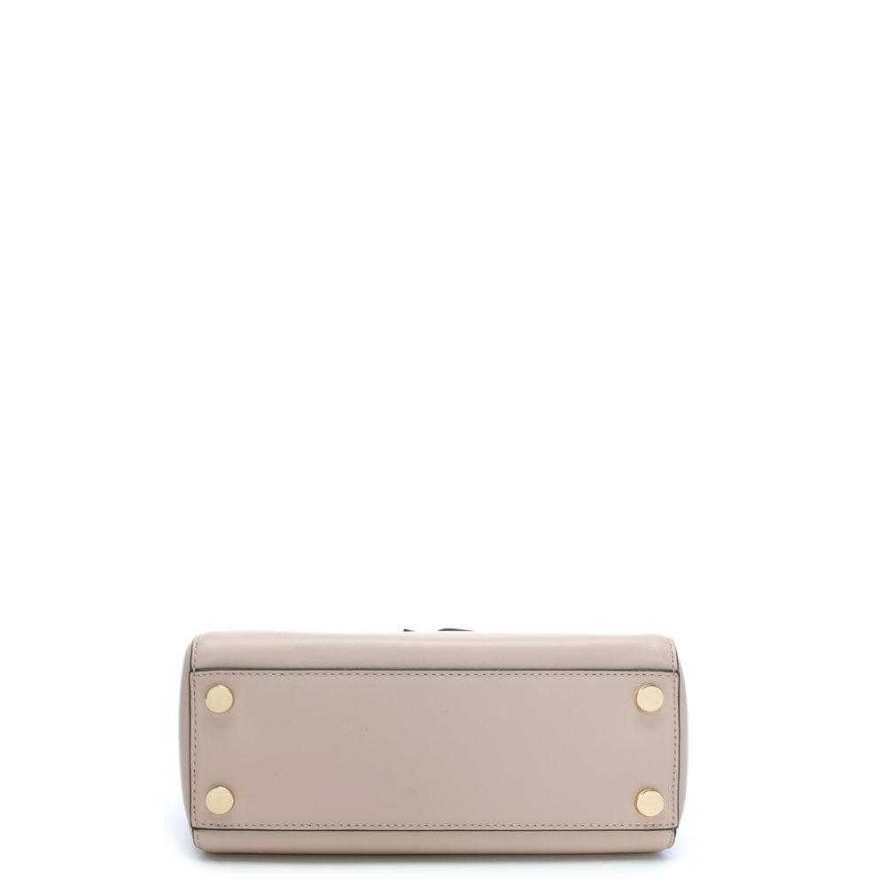 Michael Kors - Cynthia Soft Pink Leather Bow Satchel Bag - Lyst. View  fullscreen 4a786ba41698a