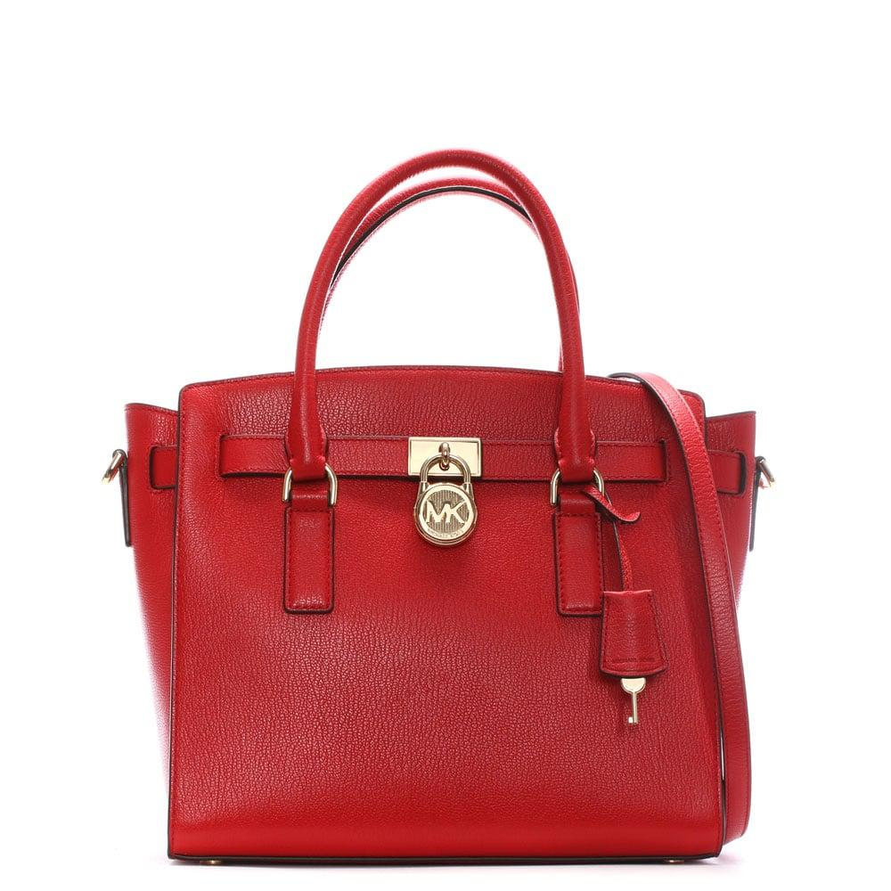 3d89e1cdf40695 Bright Red Michael Kors Bag | Stanford Center for Opportunity Policy ...