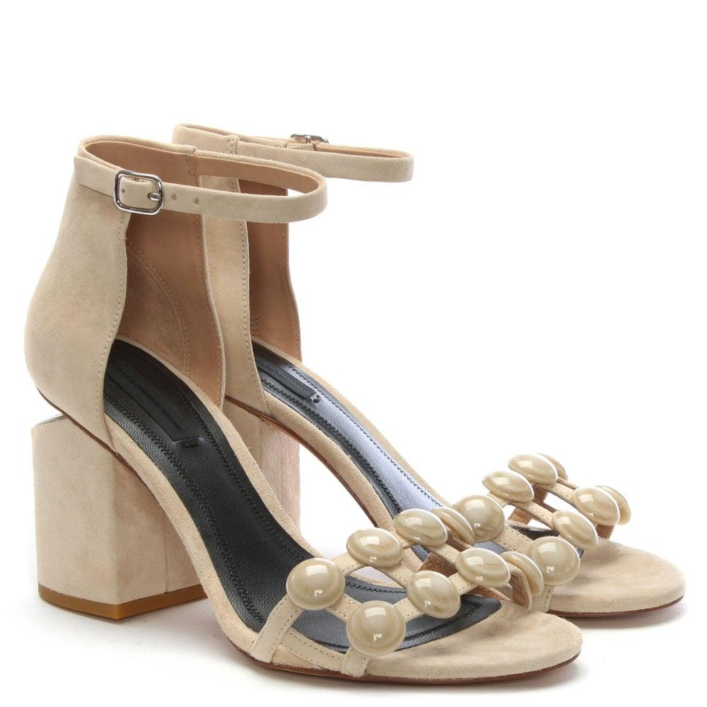 footlocker pictures online discount pre order Alexander Wang Abby Dome Stud sandals outlet latest discount for cheap 49GhSV