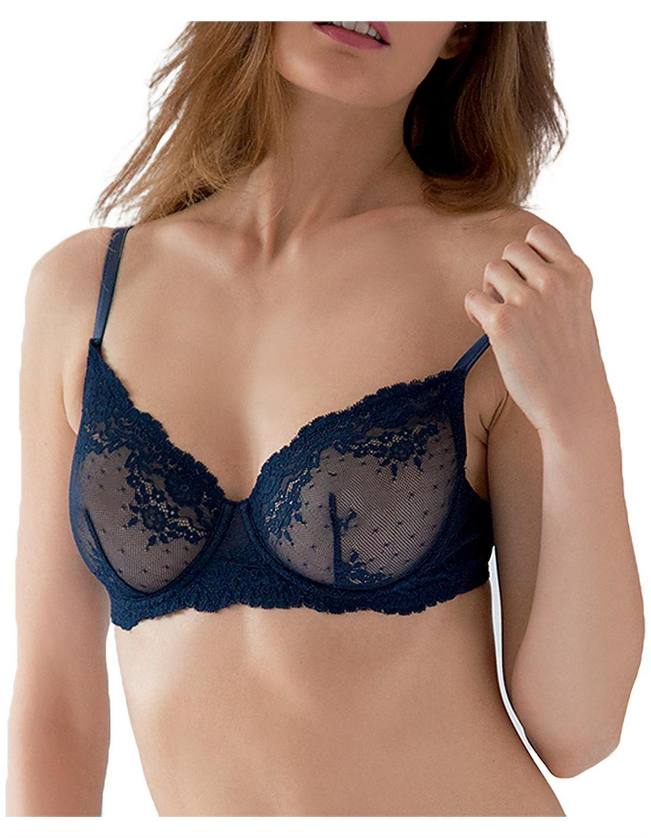 e294cce04cfd0 Mimi Holliday by Damaris Pinball Comfort Bra in Blue - Save 67% - Lyst