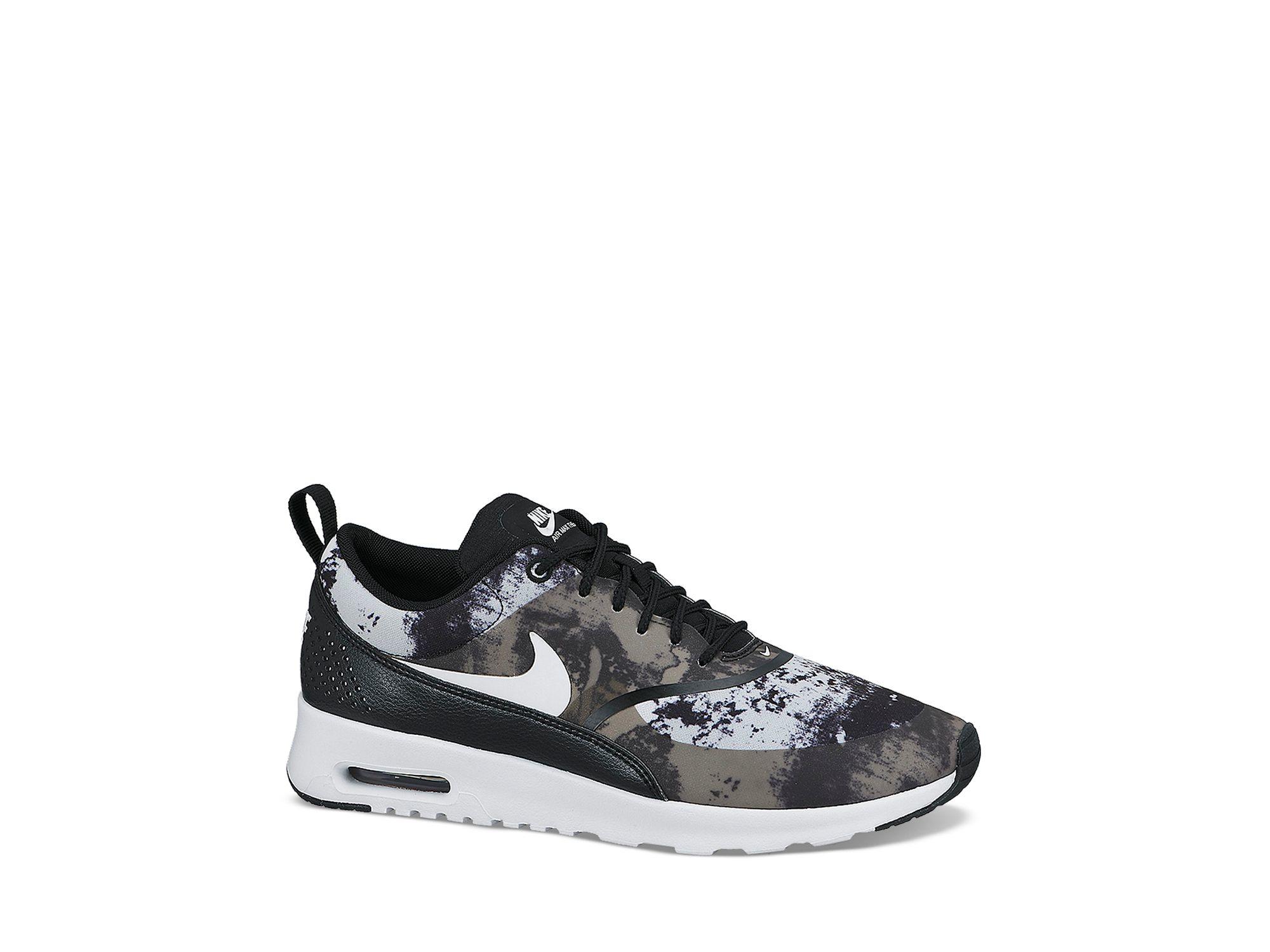 Nike Baskets À Lacets - Womens Chaussures Air Max Dimpression De Thea