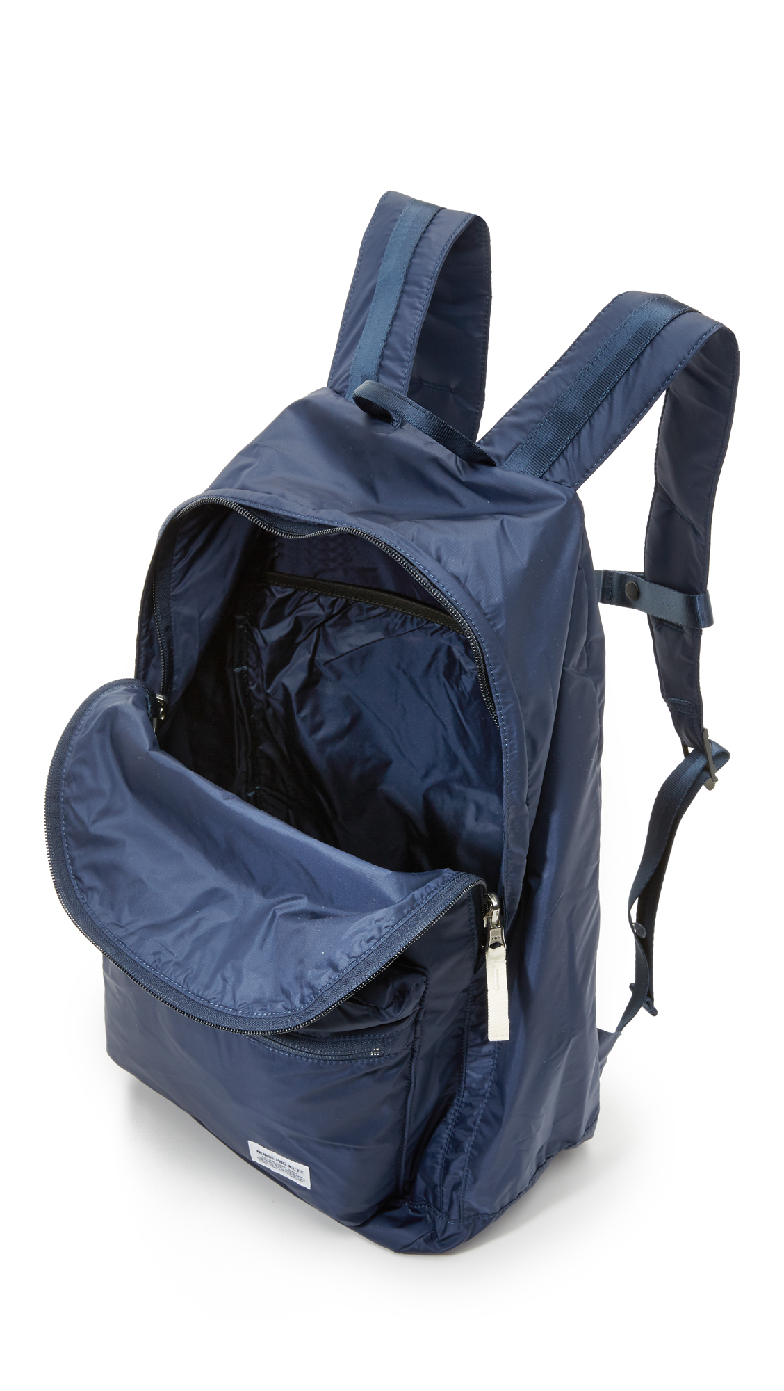 bedfd4062d Lyst - Norse Projects Louie Light Ripstop Backpack in Blue for Men