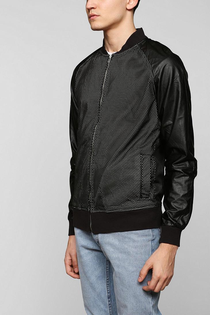 Leather jacket damage - Faux Leather Jacket Damage