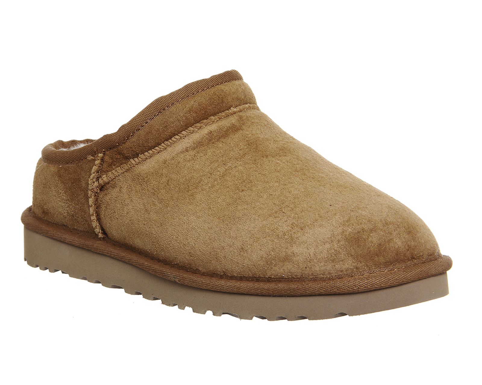 Ugg Classic Slippers In Brown Lyst