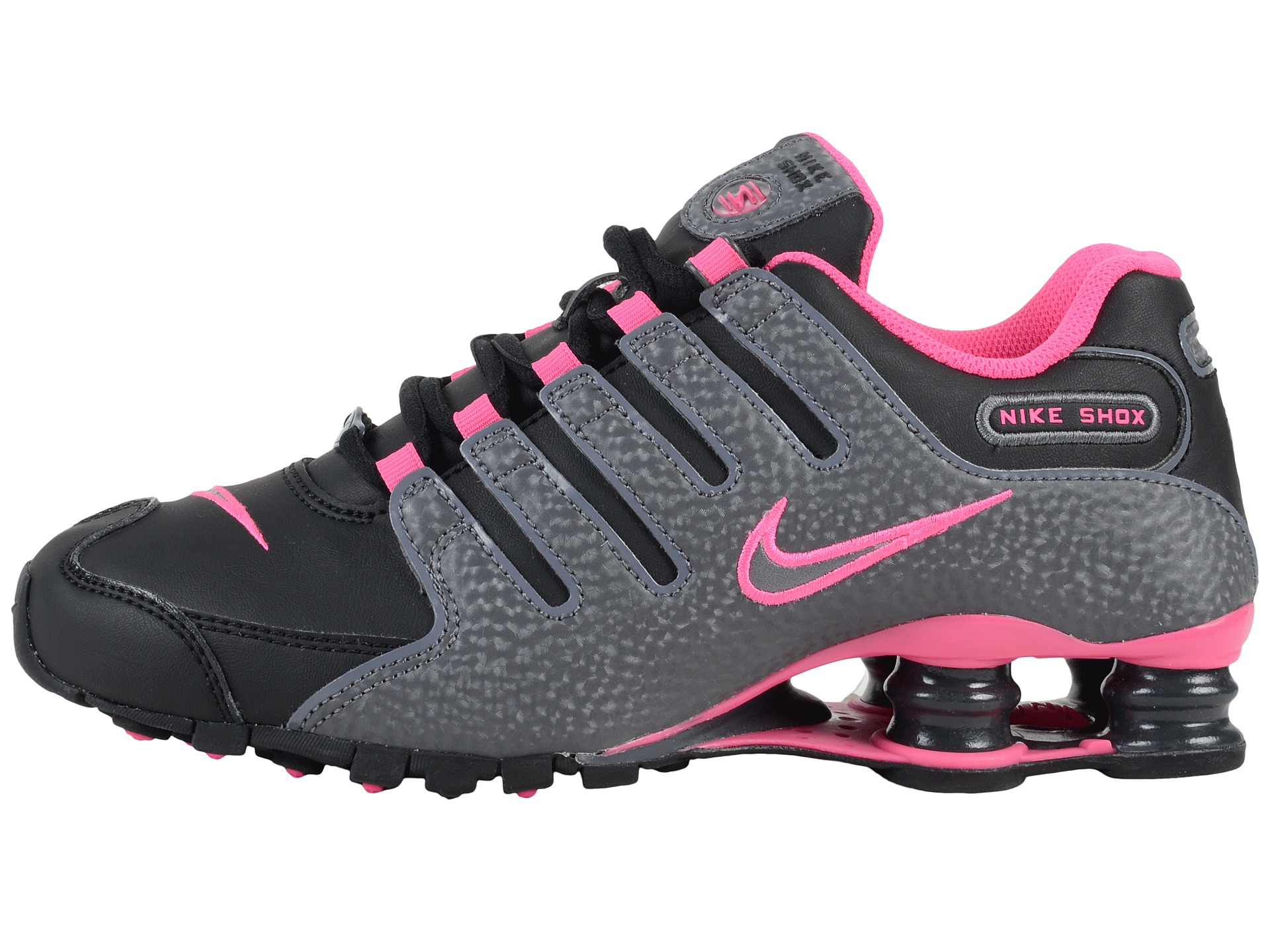size 40 58634 20d6f Nike Shox Nz in Pink - Lyst