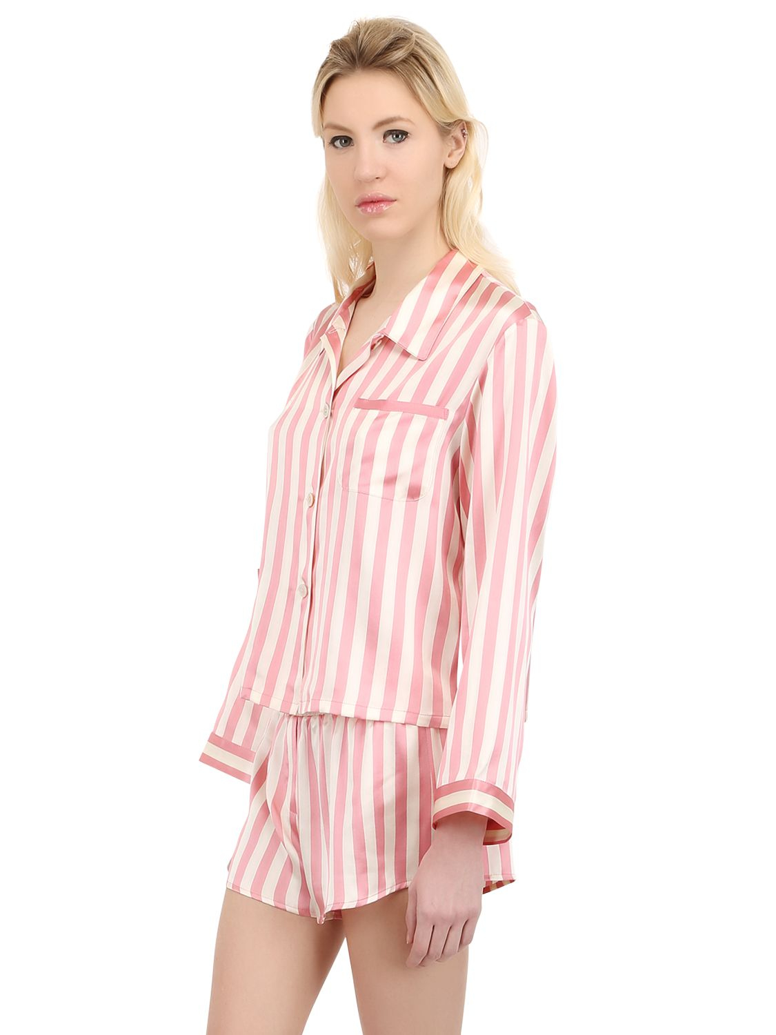 A comfortable set of pajamas makes downtime even sweeter, and when the pajamas look as good as they feel, that's the best of all. J. Crew's Dreamy Cotton Pajamas hit the mark on both counts, and.