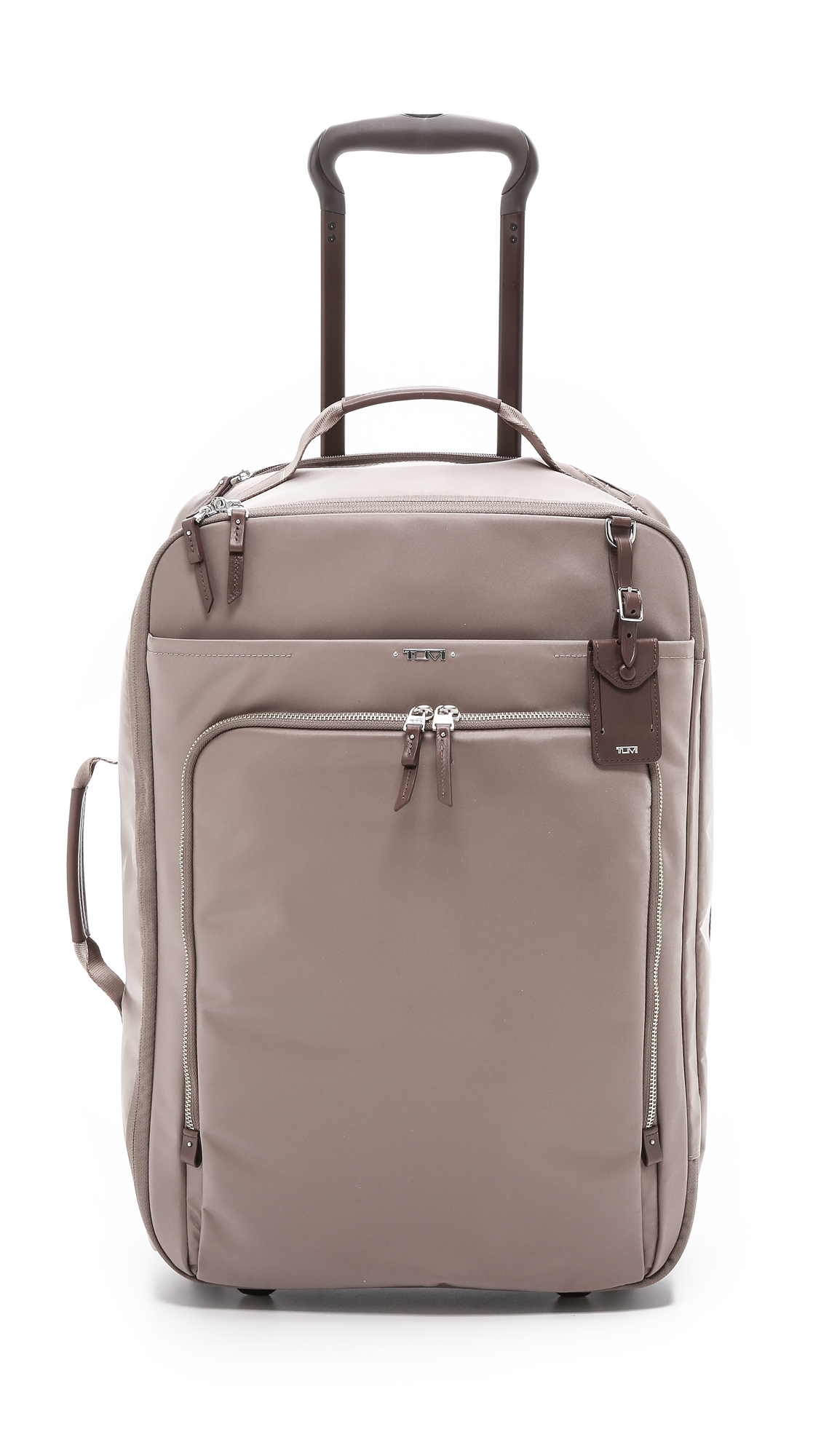 Tumi Super L 233 Ger International Carry On Bag Fossil In