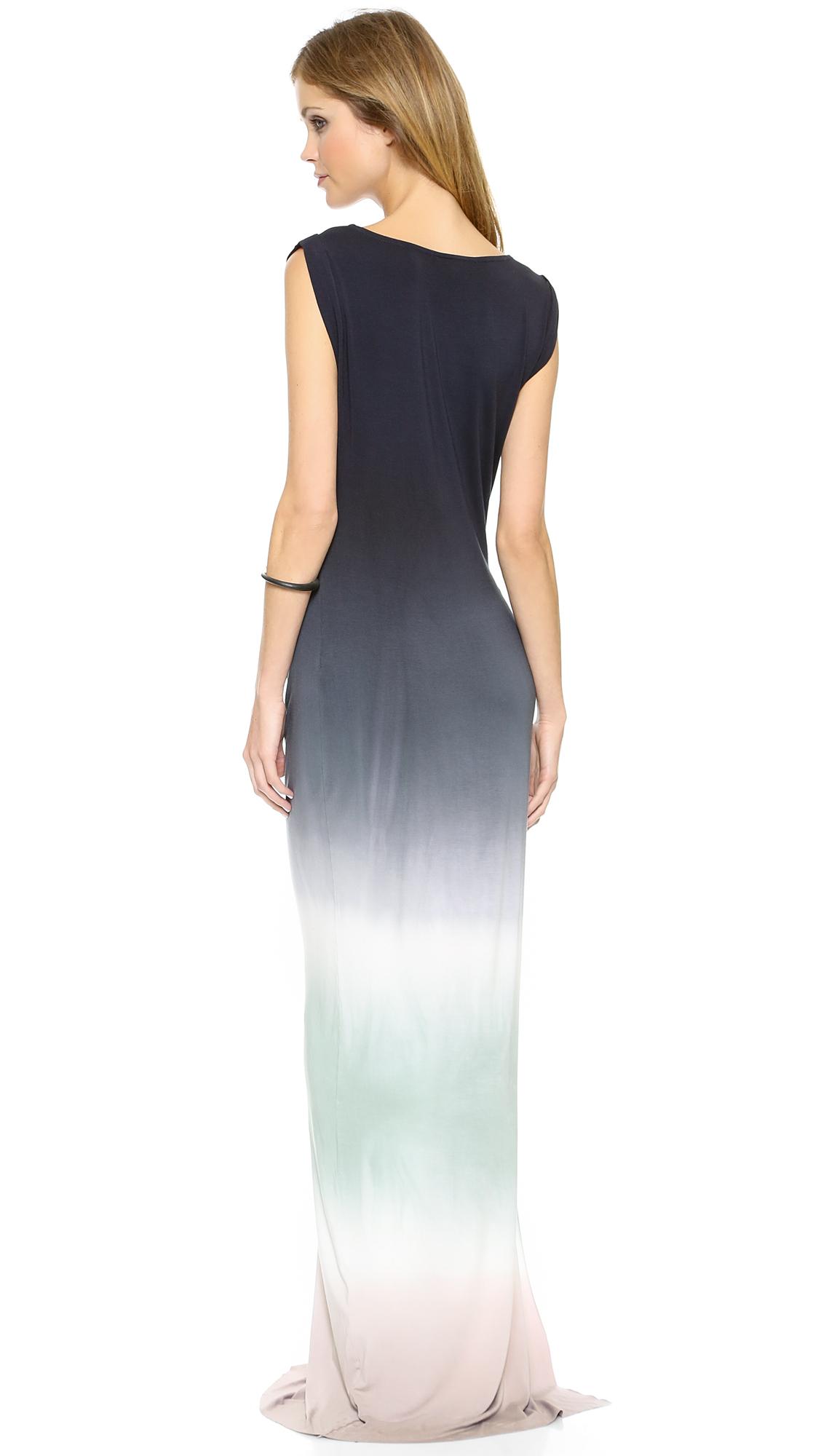 Young fabulous broke bardot maxi dress