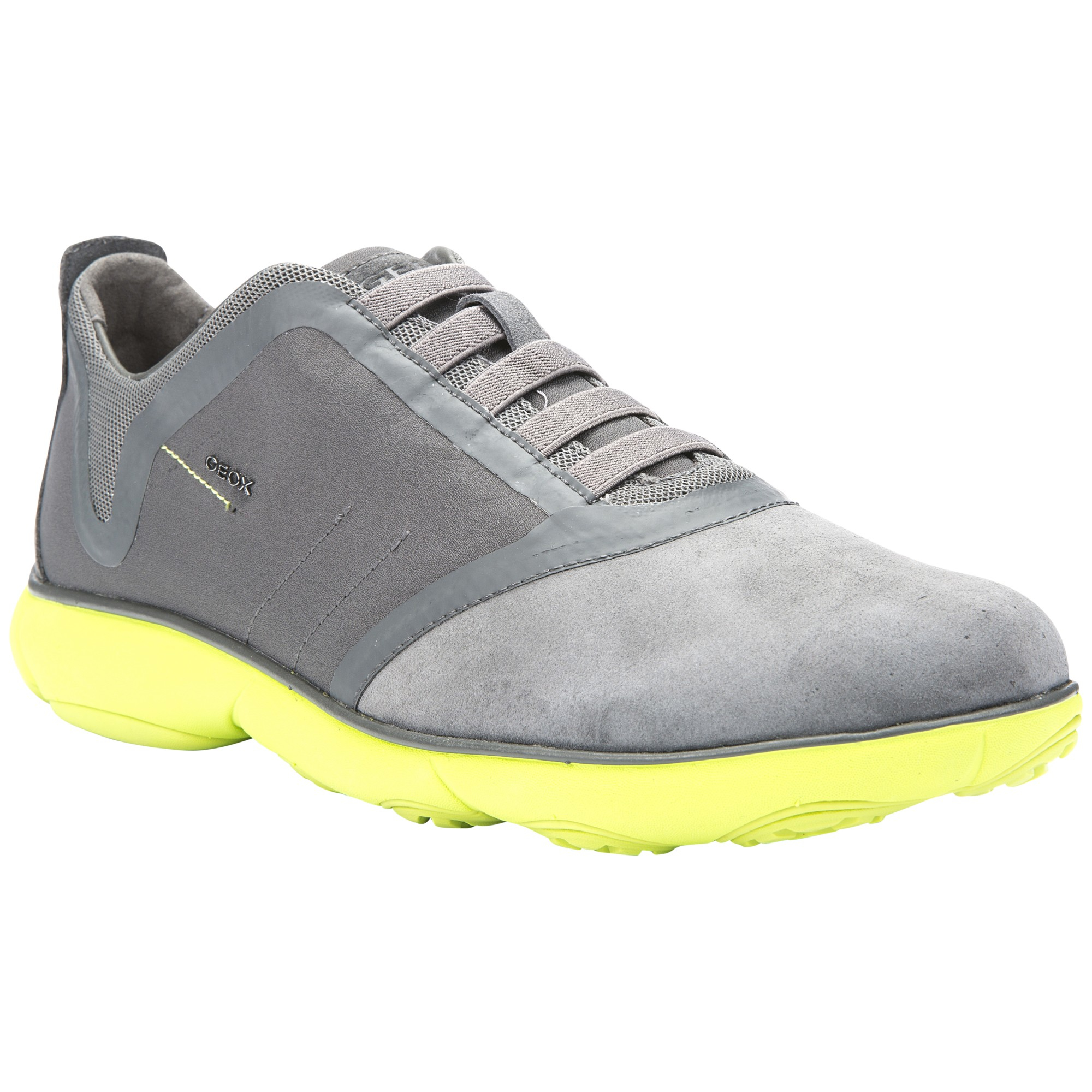 42c39d0a1a Geox Nebula 3d Trainers in Gray for Men - Lyst