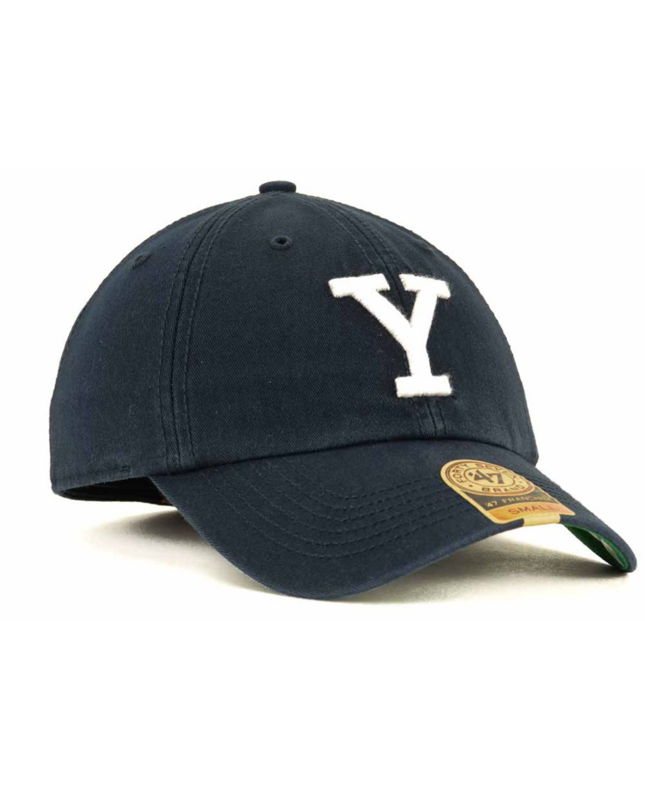 ef5249c3f95 Lyst - 47 Brand Yale Bulldogs Ivy Franchise Cap in Blue for Men