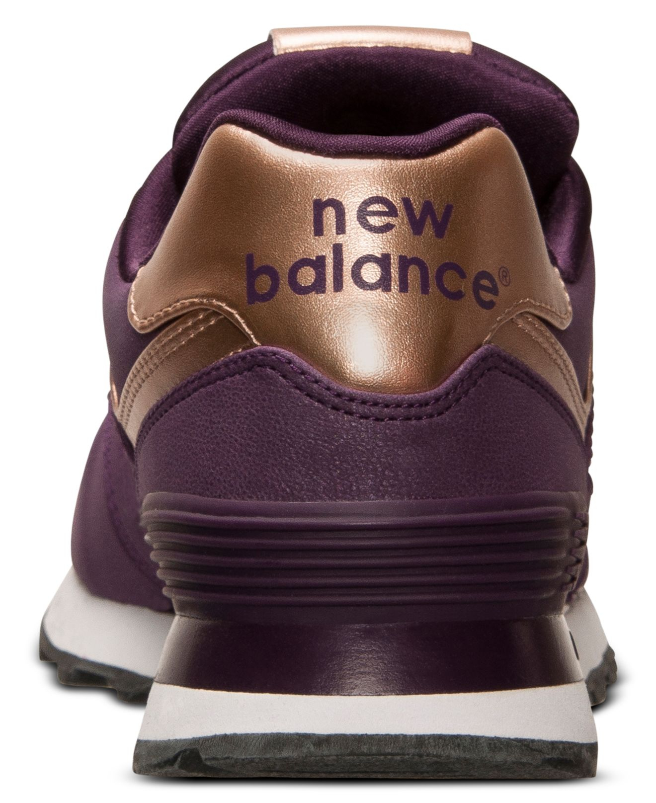 info for a7606 c5e48 New Balance Women S 574 Precious Metals Casual Sneakers From Finish ...
