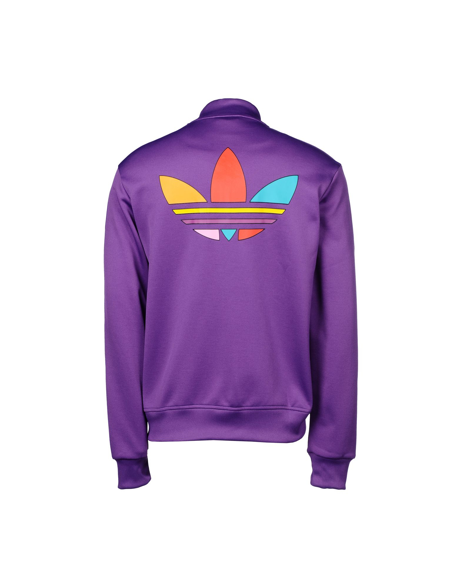 Adidas originals Sweatshirt in Purple for Men | Lyst