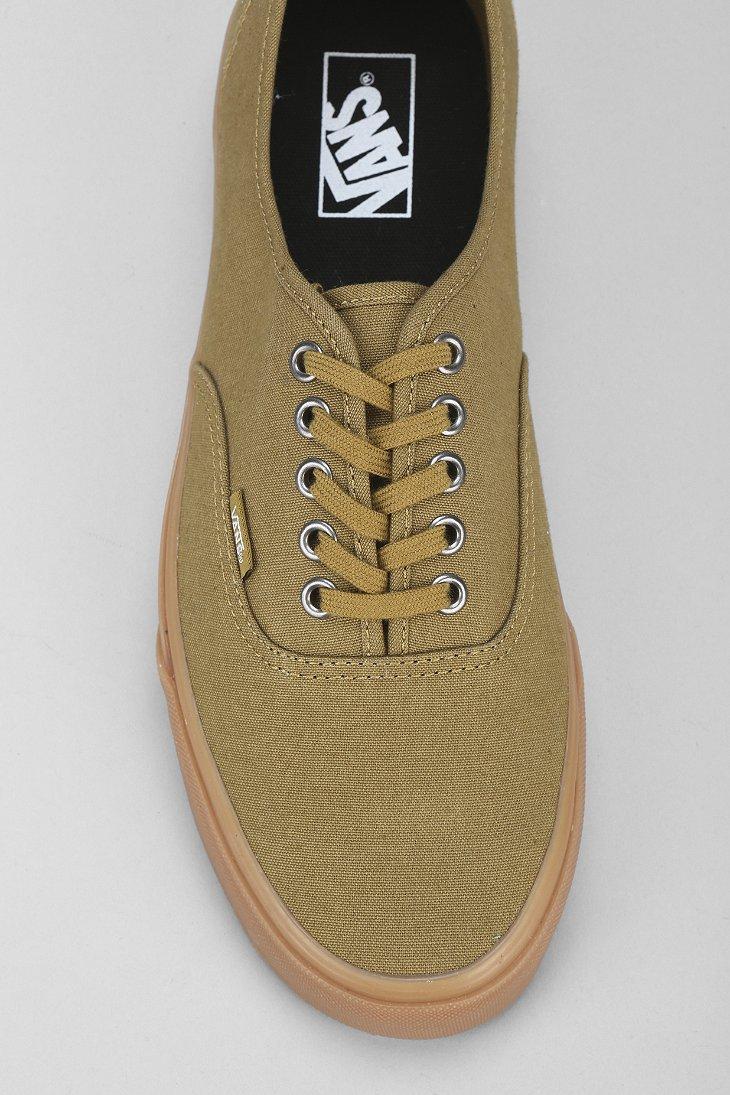 Vans Shoes Light Brown