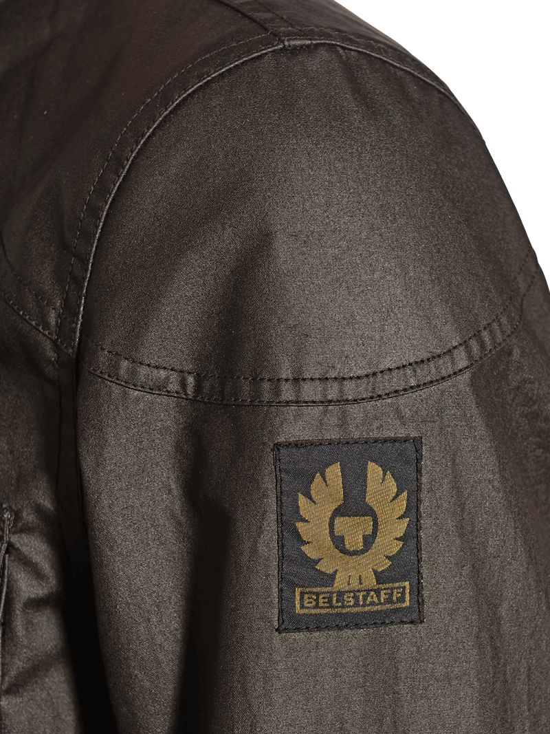 Belstaff Trialmaster Hooded Jacket