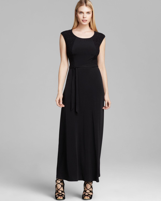 151106d5f0c9 black cap sleeve maxi dress – Little Black Dress | Black Lace ...