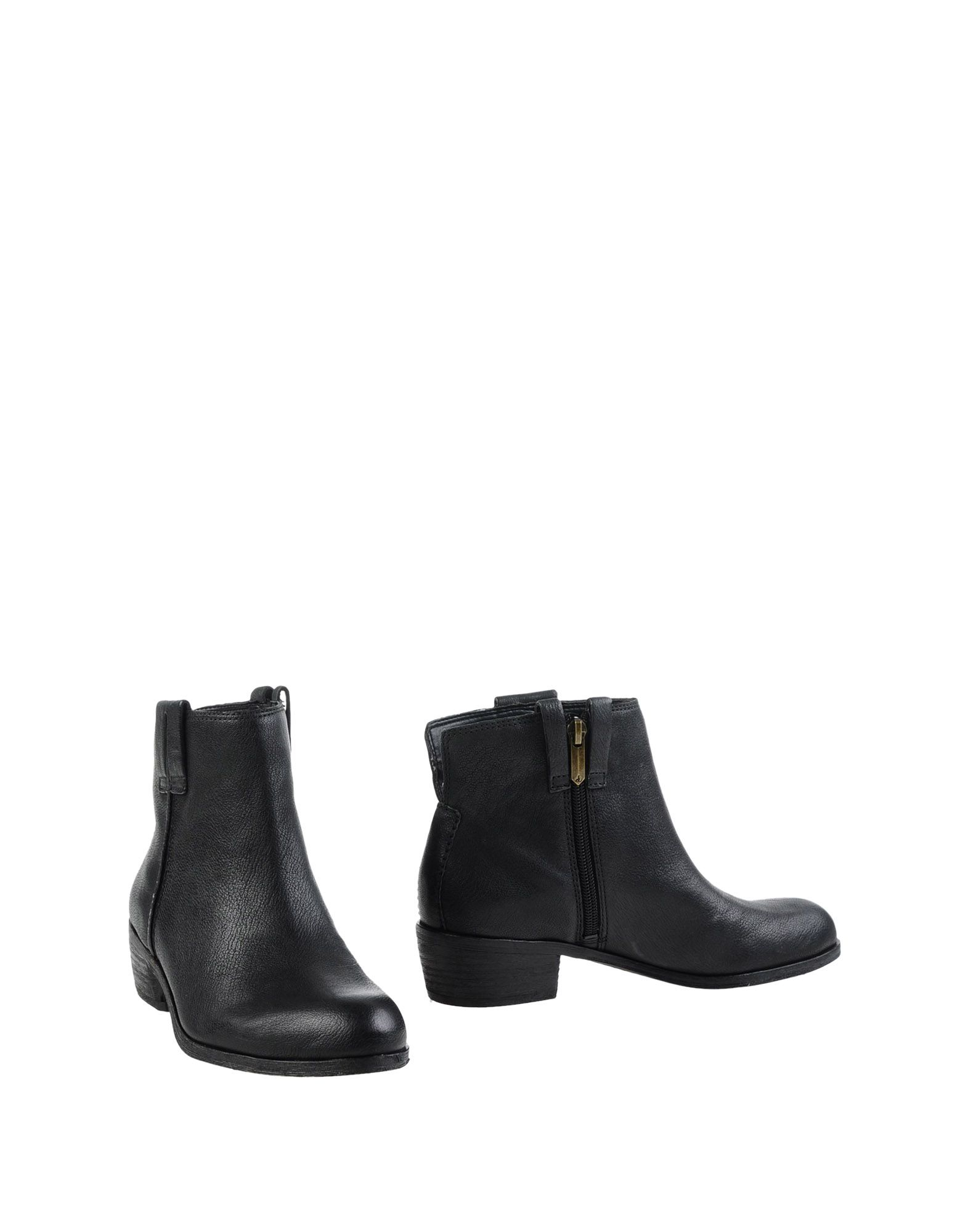 sam edelman ankle boots in black lyst