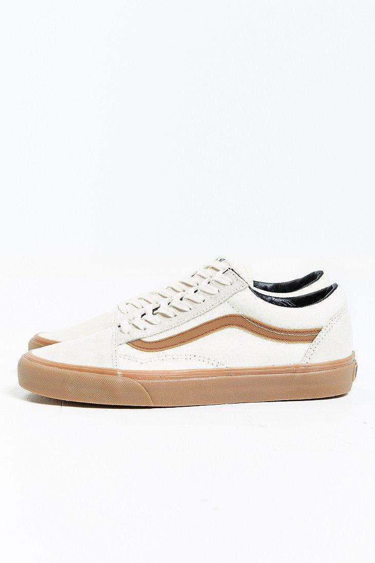 6f4d316eab0 Lyst - Vans Old Skool Gumsole Sneaker in Natural for Men