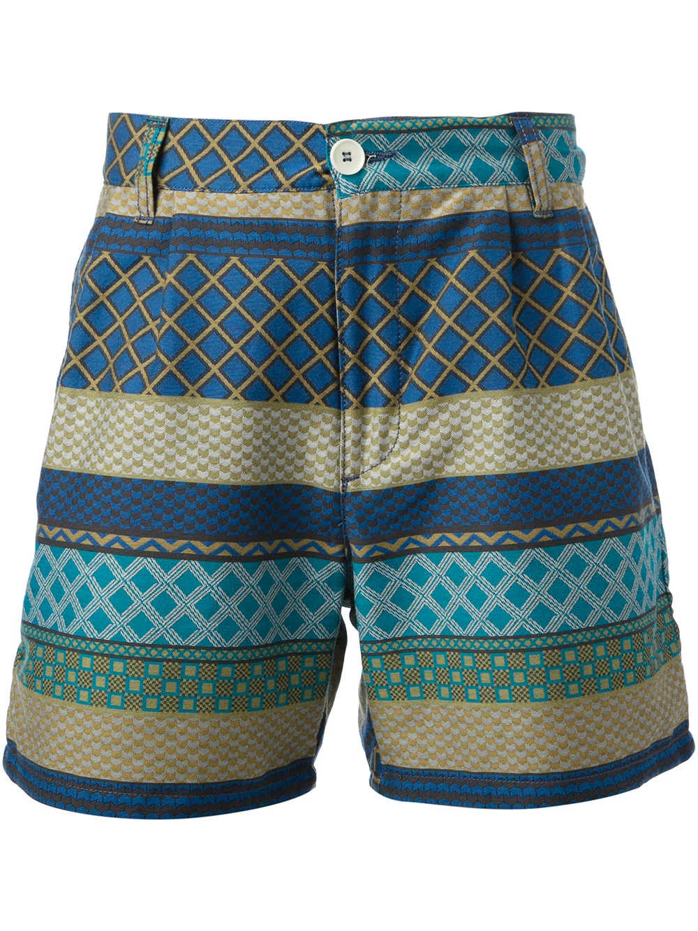 Etudes studio Archives Patterned Shorts for Men | Lyst